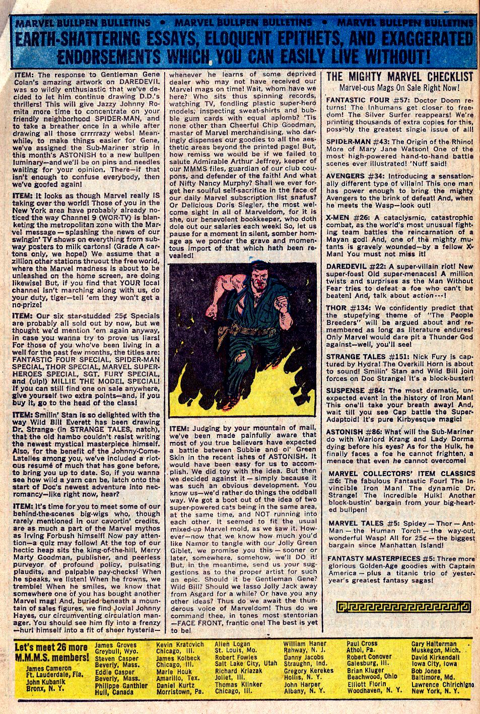 Read online Sgt. Fury comic -  Issue #36 - 29