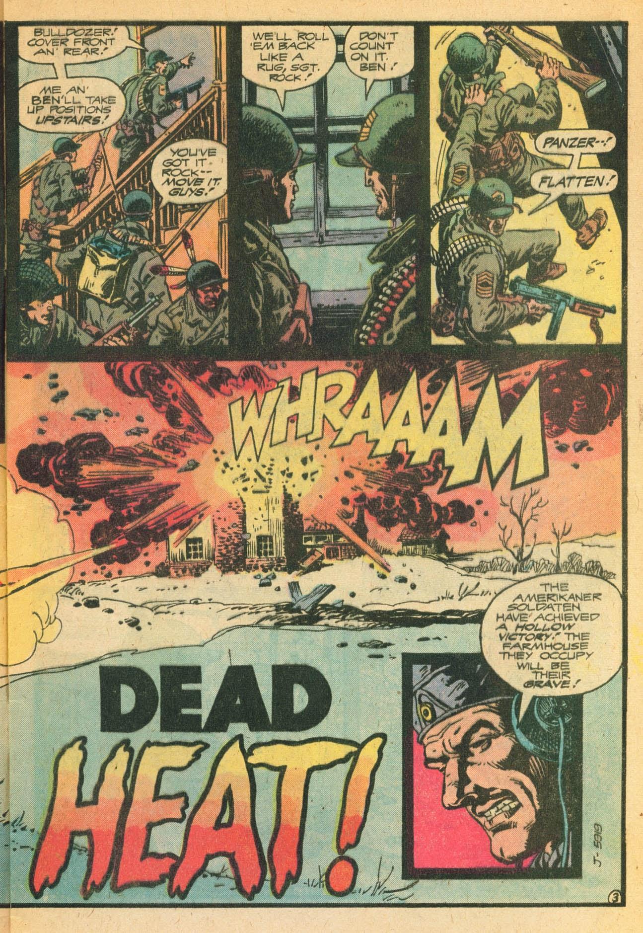 Read online Sgt. Rock comic -  Issue #329 - 5
