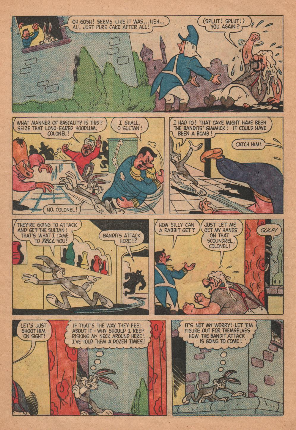 Bugs Bunny (1952) issue 62 - Page 12