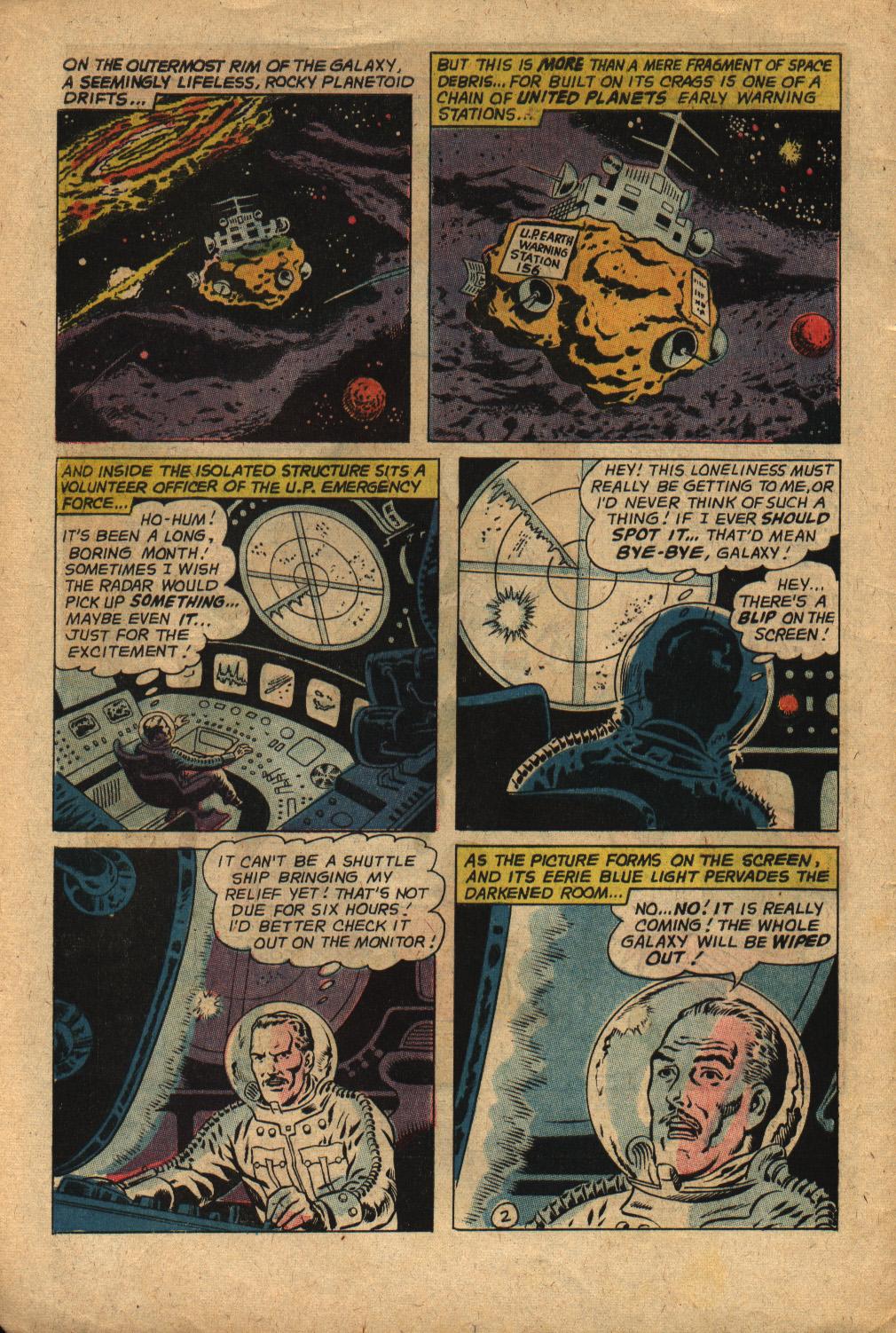 Read online Adventure Comics (1938) comic -  Issue #352 - 4