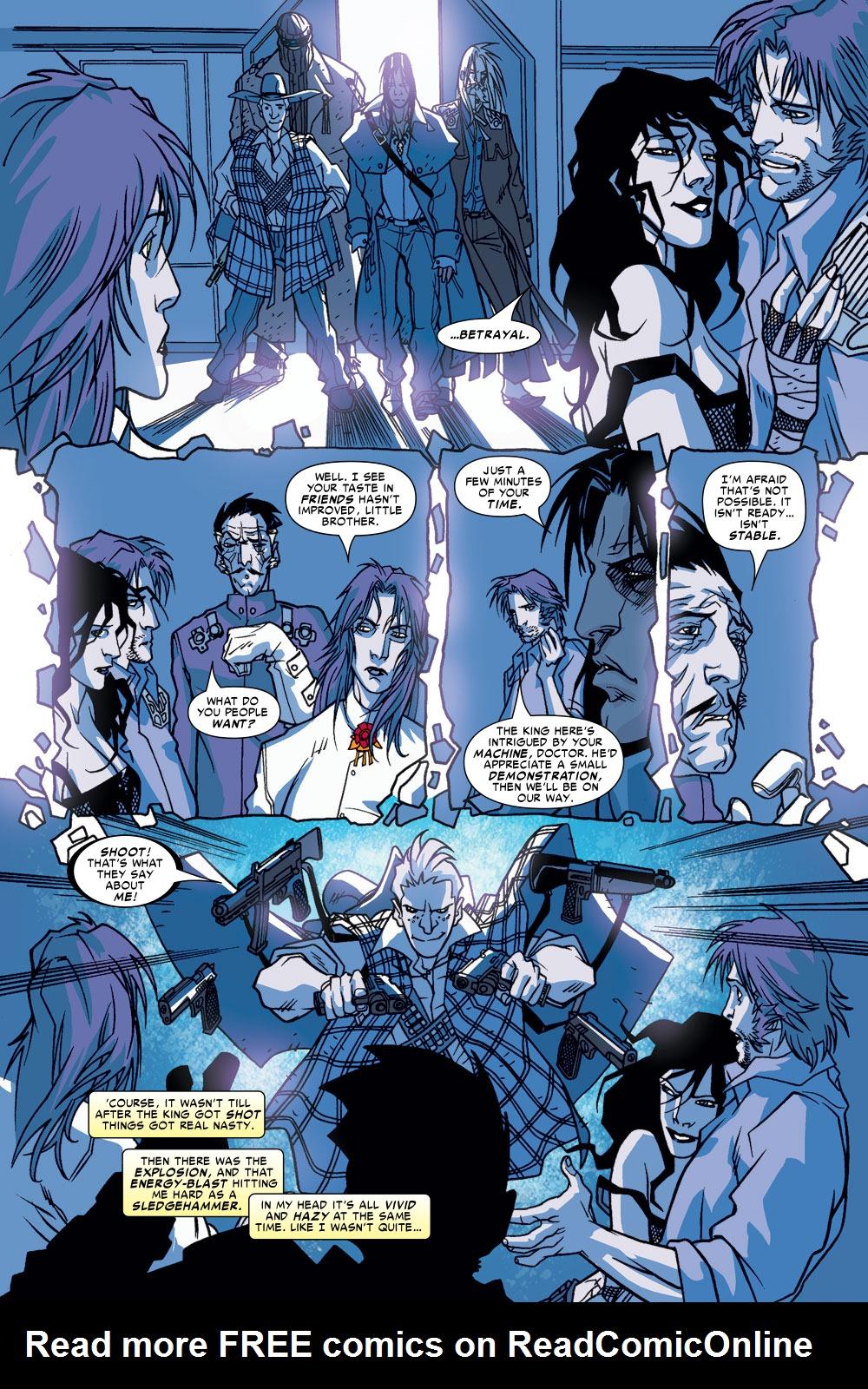 Read online Amazing Fantasy (2004) comic -  Issue #14 - 11