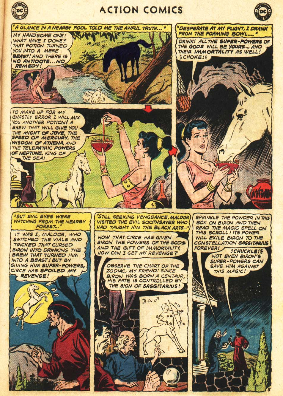 Action Comics (1938) 293 Page 22