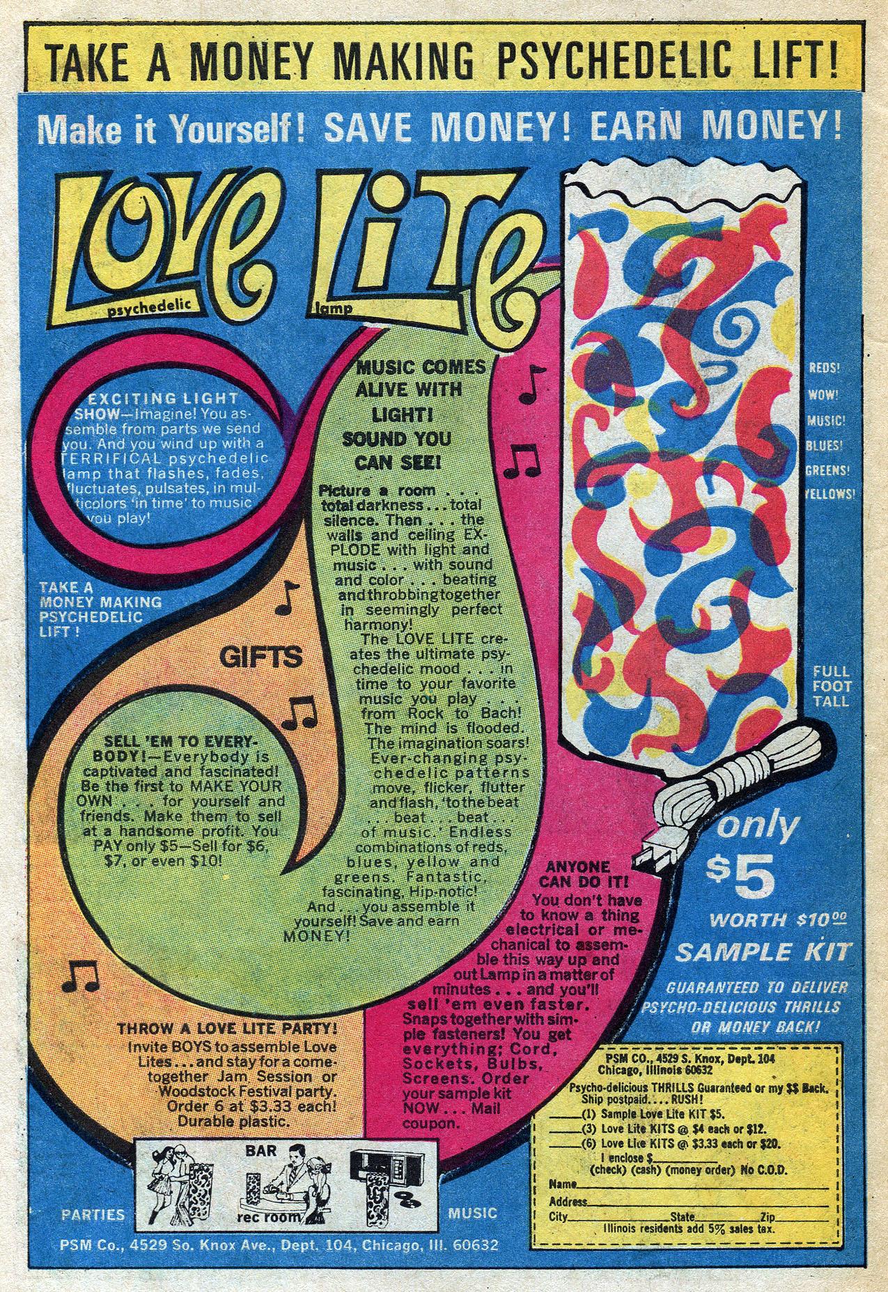 Read online Amazing Adventures (1970) comic -  Issue #4 - 6