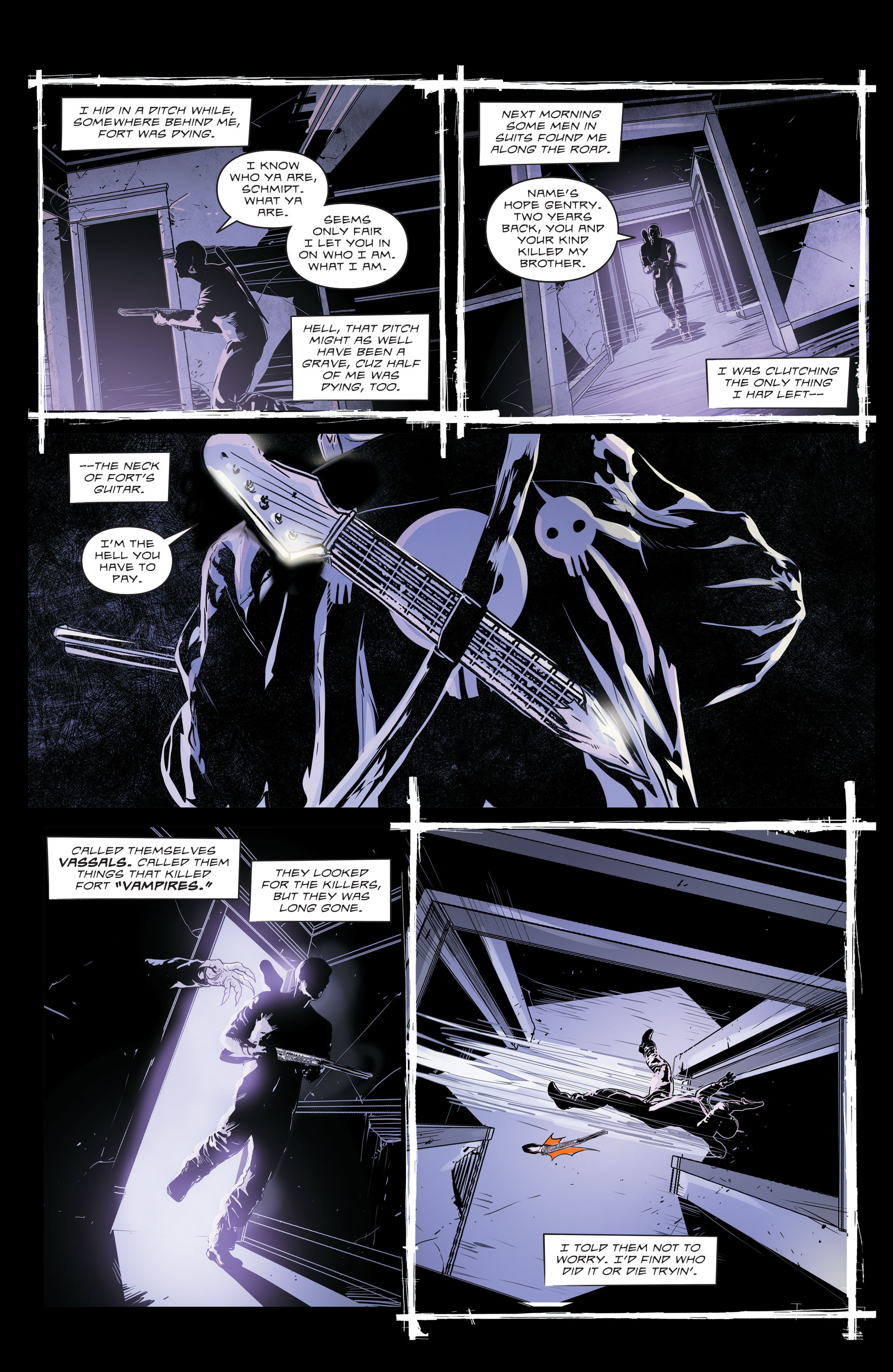 Read online American Vampire: Anthology comic -  Issue #2 - 55