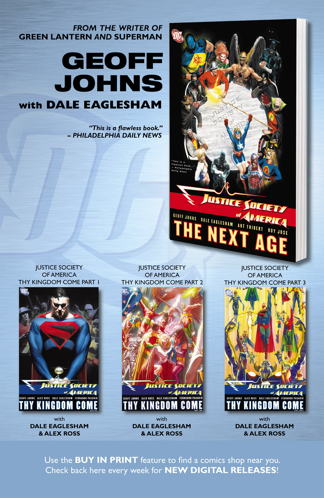 Read online JSA Kingdom Come Special: Superman comic -  Issue # Full - 38