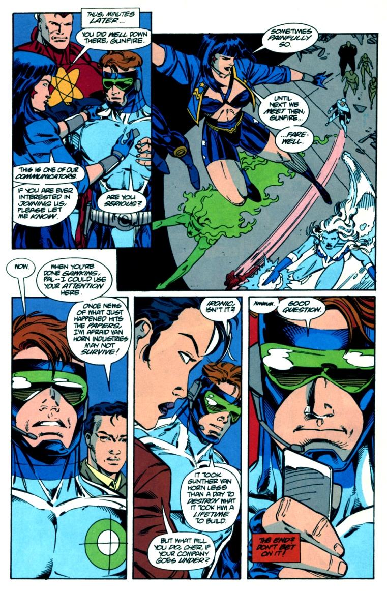 Read online Gunfire comic -  Issue #13 - 30