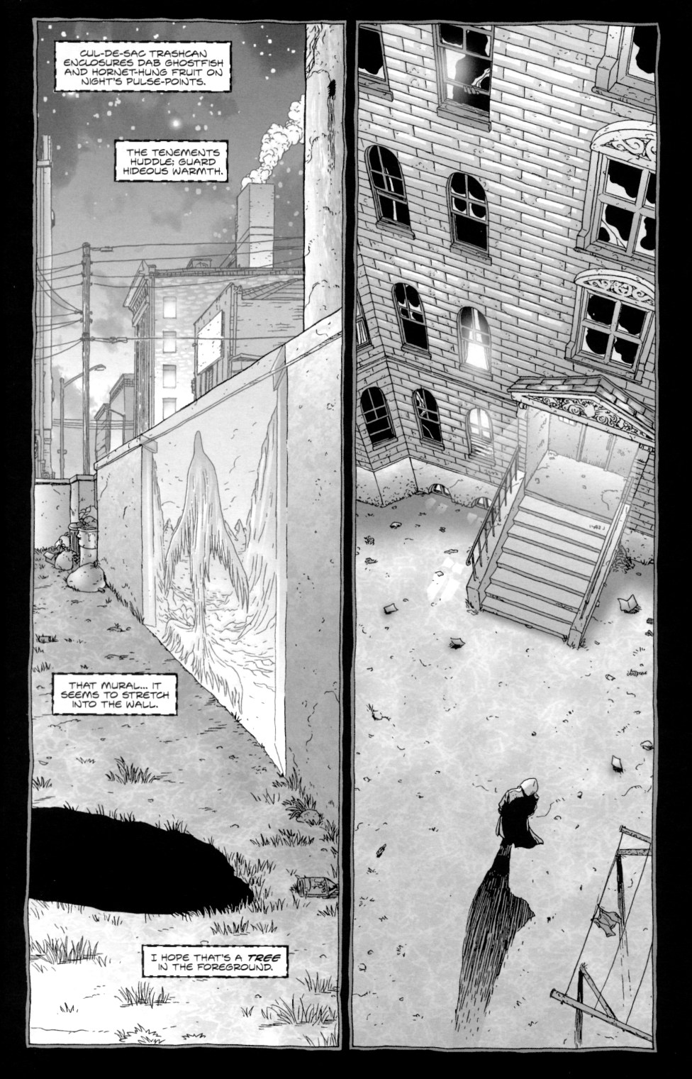 Read online Alan Moore's The Courtyard comic -  Issue #2 - 5