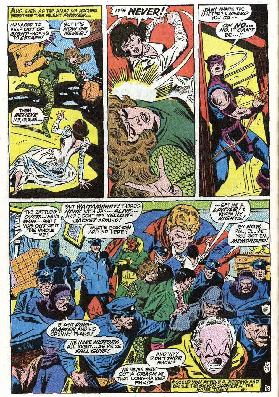 The Avengers (1963) 60 Page 26