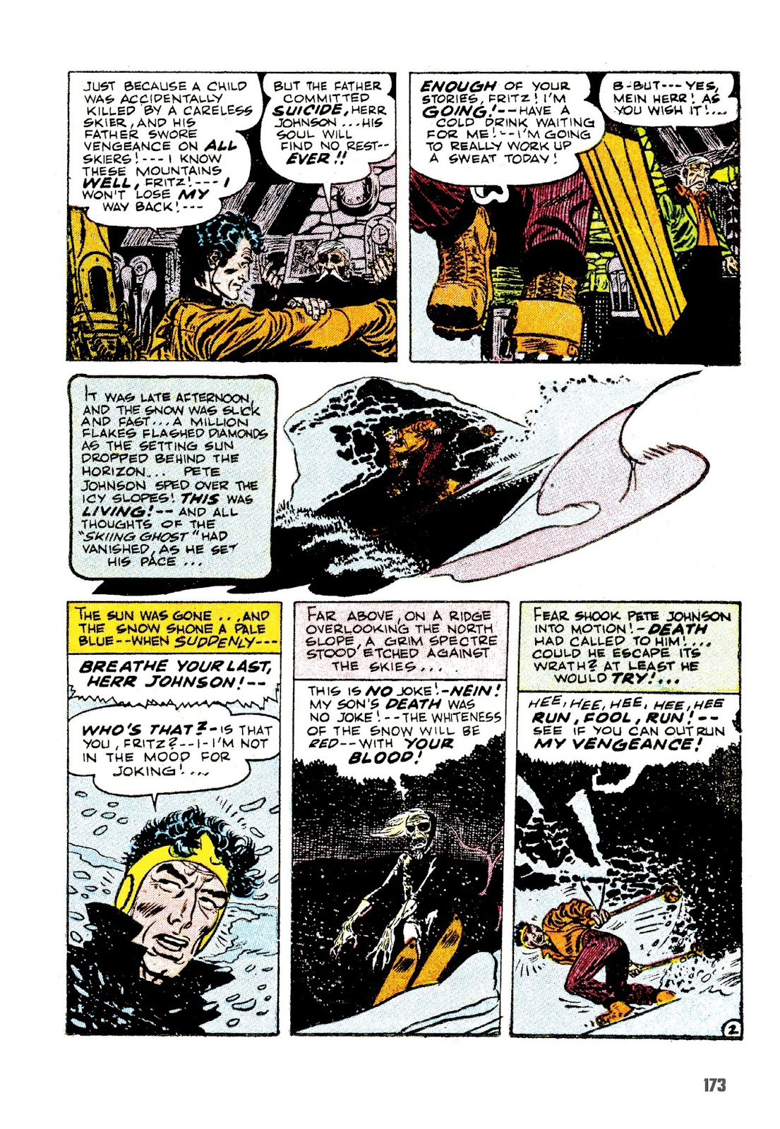 Read online The Joe Kubert Archives comic -  Issue # TPB (Part 2) - 84
