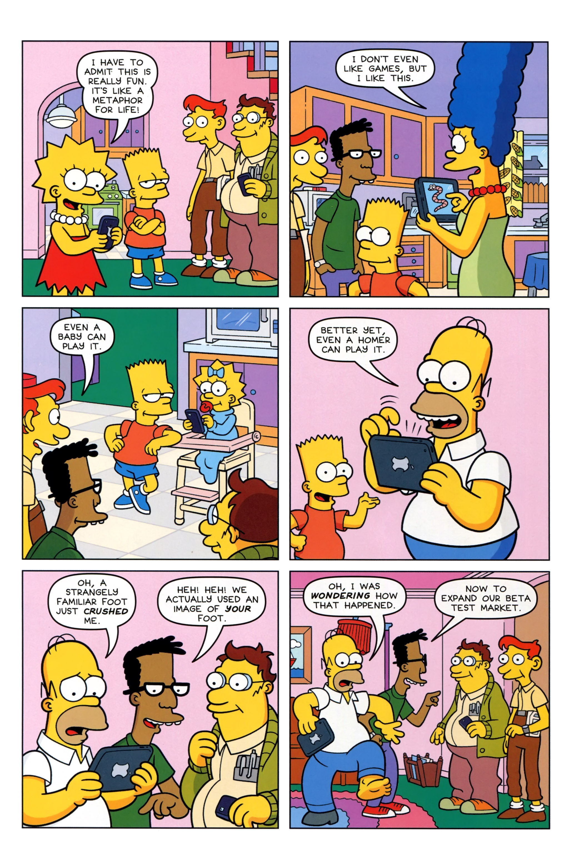 Read online Simpsons Comics Presents Bart Simpson comic -  Issue #97 - 11