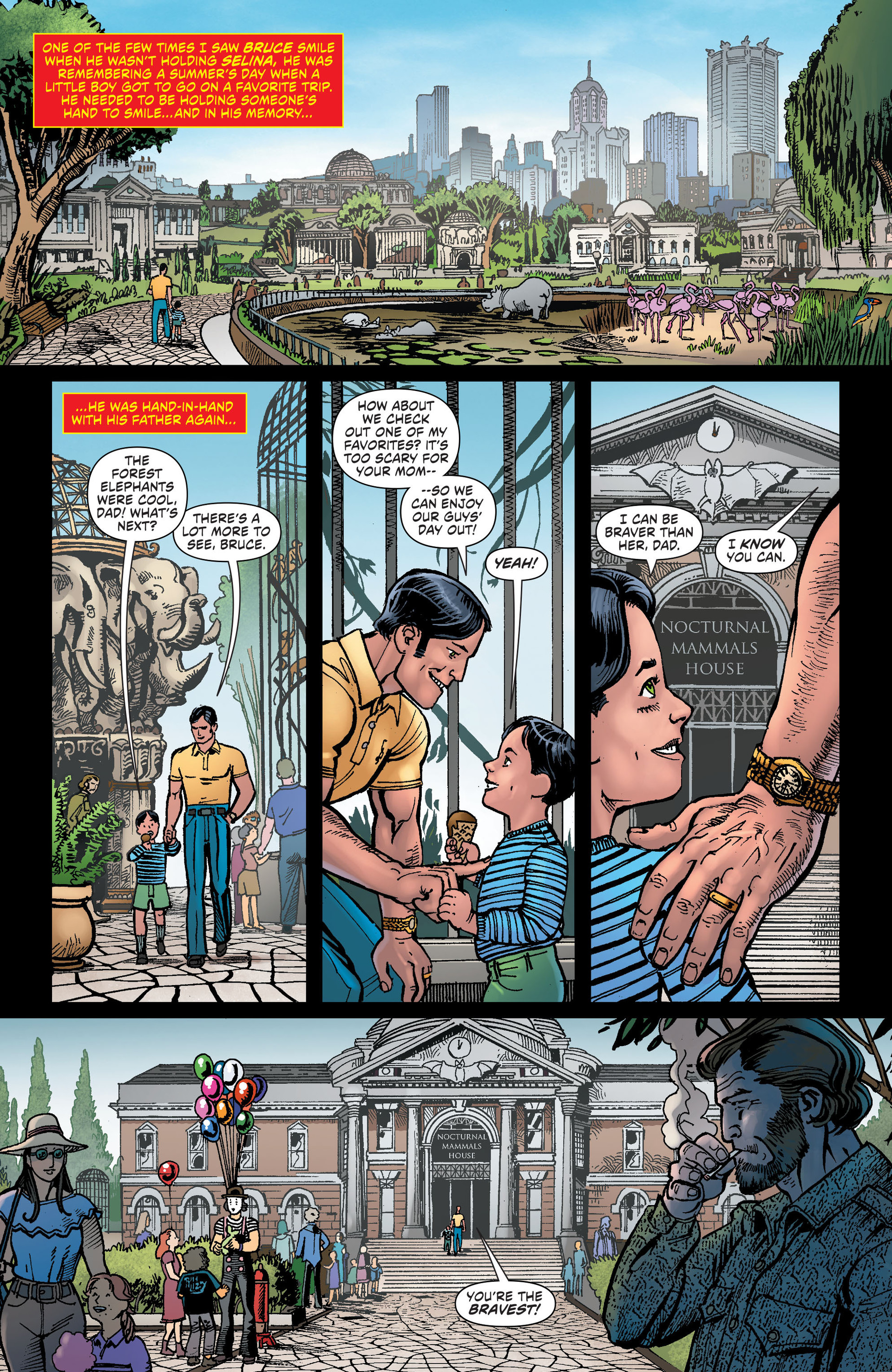 Read online Worlds' Finest comic -  Issue #28 - 6