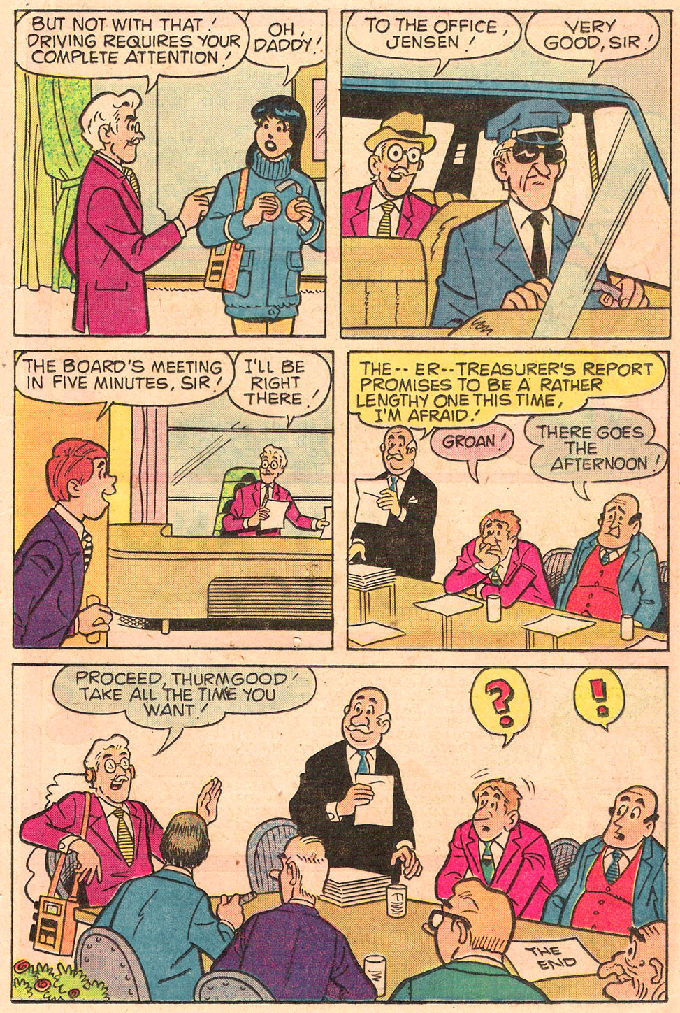 Read online Archie's Girls Betty and Veronica comic -  Issue #314 - 17