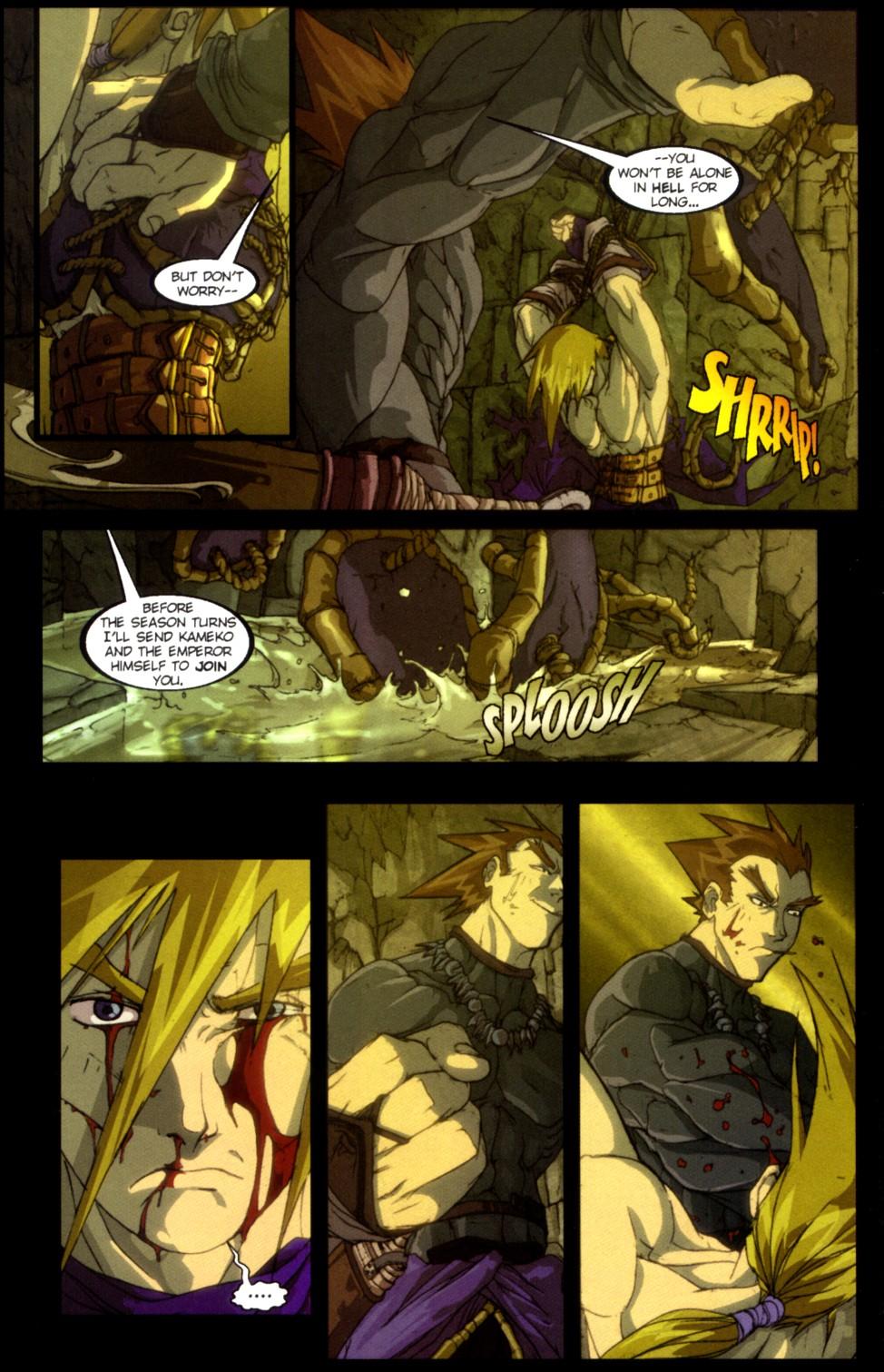 Read online Shidima comic -  Issue #3 - 16