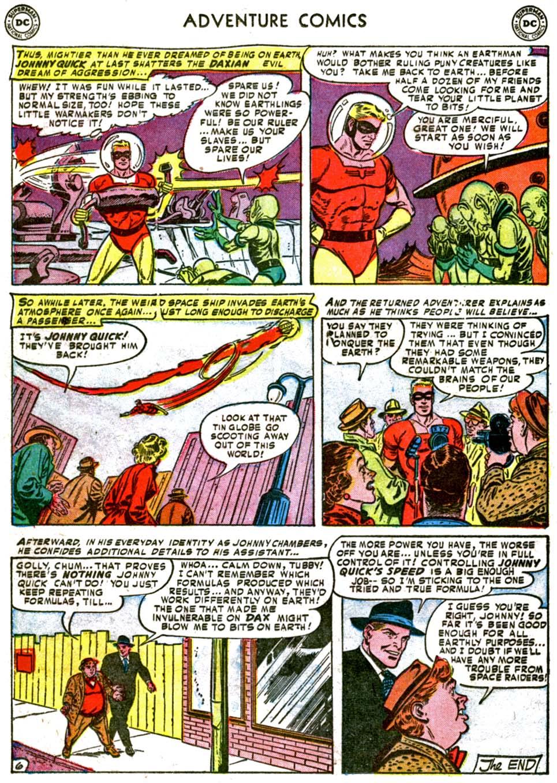 Read online Adventure Comics (1938) comic -  Issue #177 - 30