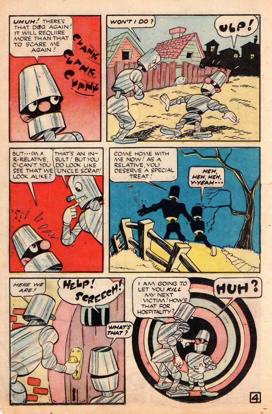 Ziggy Pig-Silly Seal Comics (1944) issue 2 - Page 26