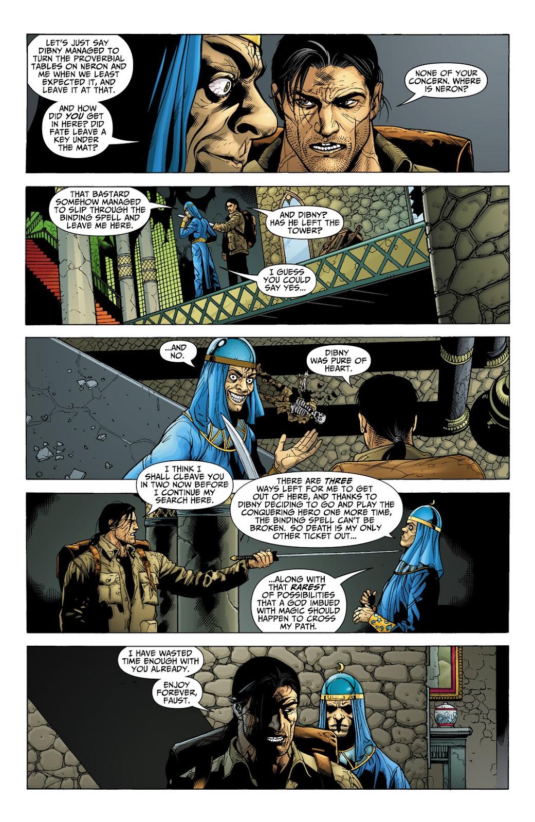 Black Adam: The Dark Age issue 2 - Page 19