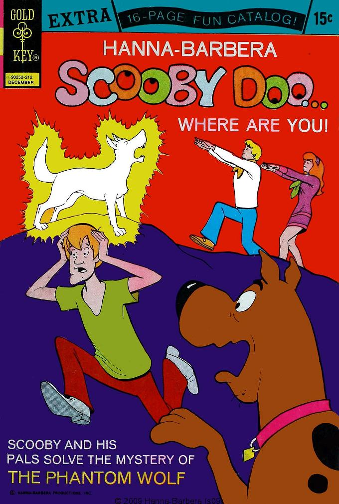 Read online Scooby-Doo... Where Are You! (1970) comic -  Issue #15 - 1