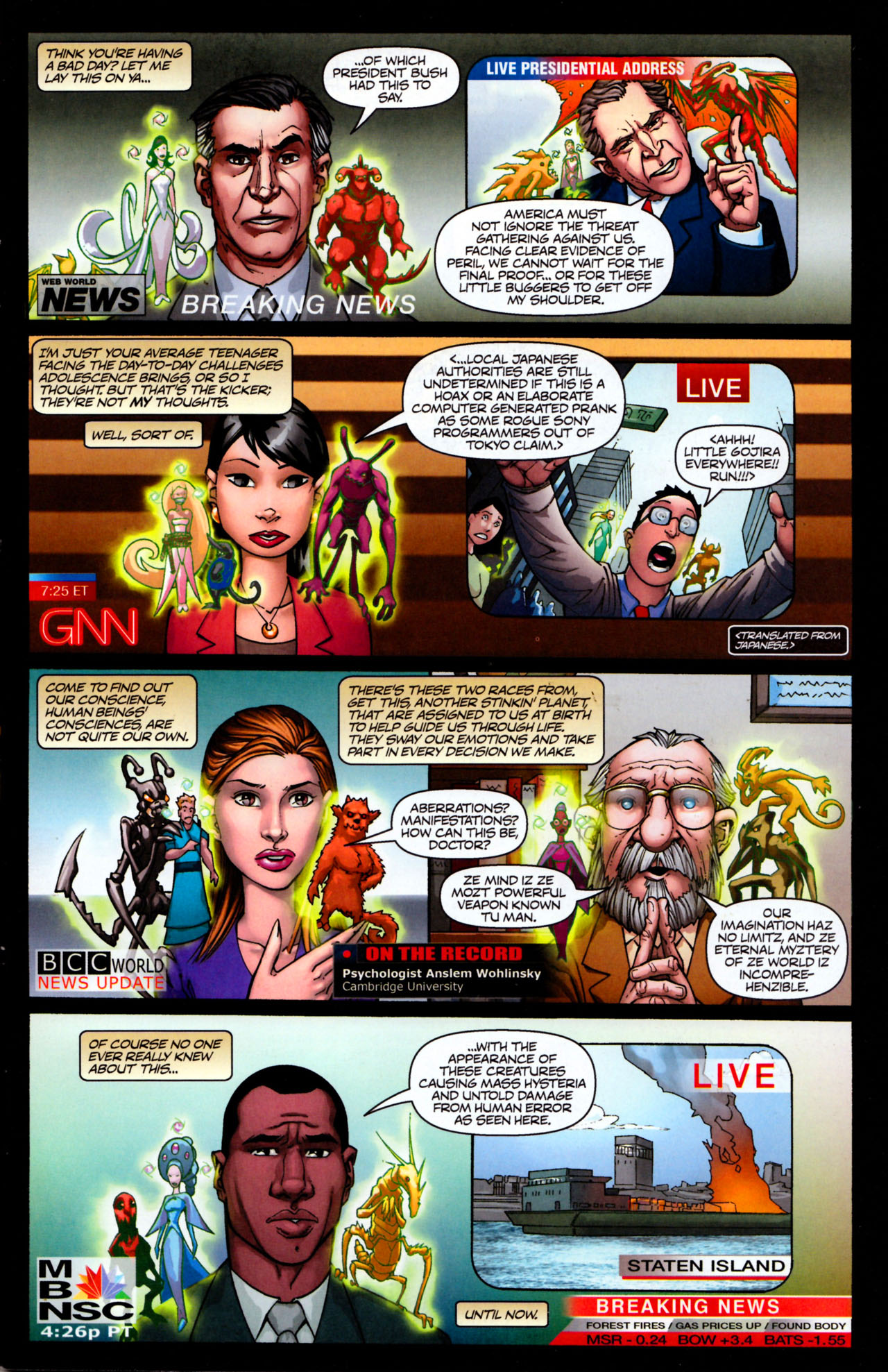 Read online Shrugged (2006) comic -  Issue #8 - 4