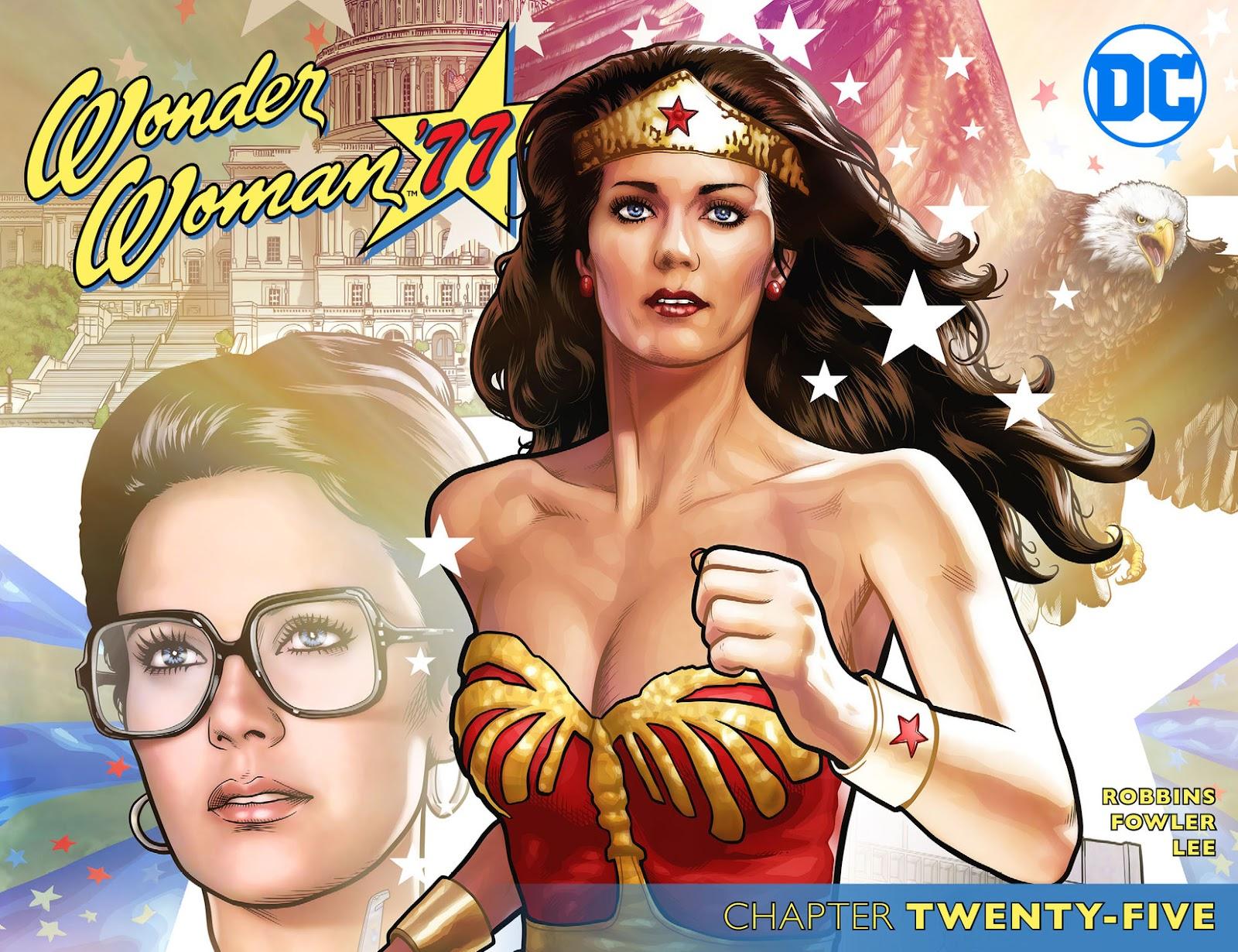 Wonder Woman 77 [I] 25 Page 1