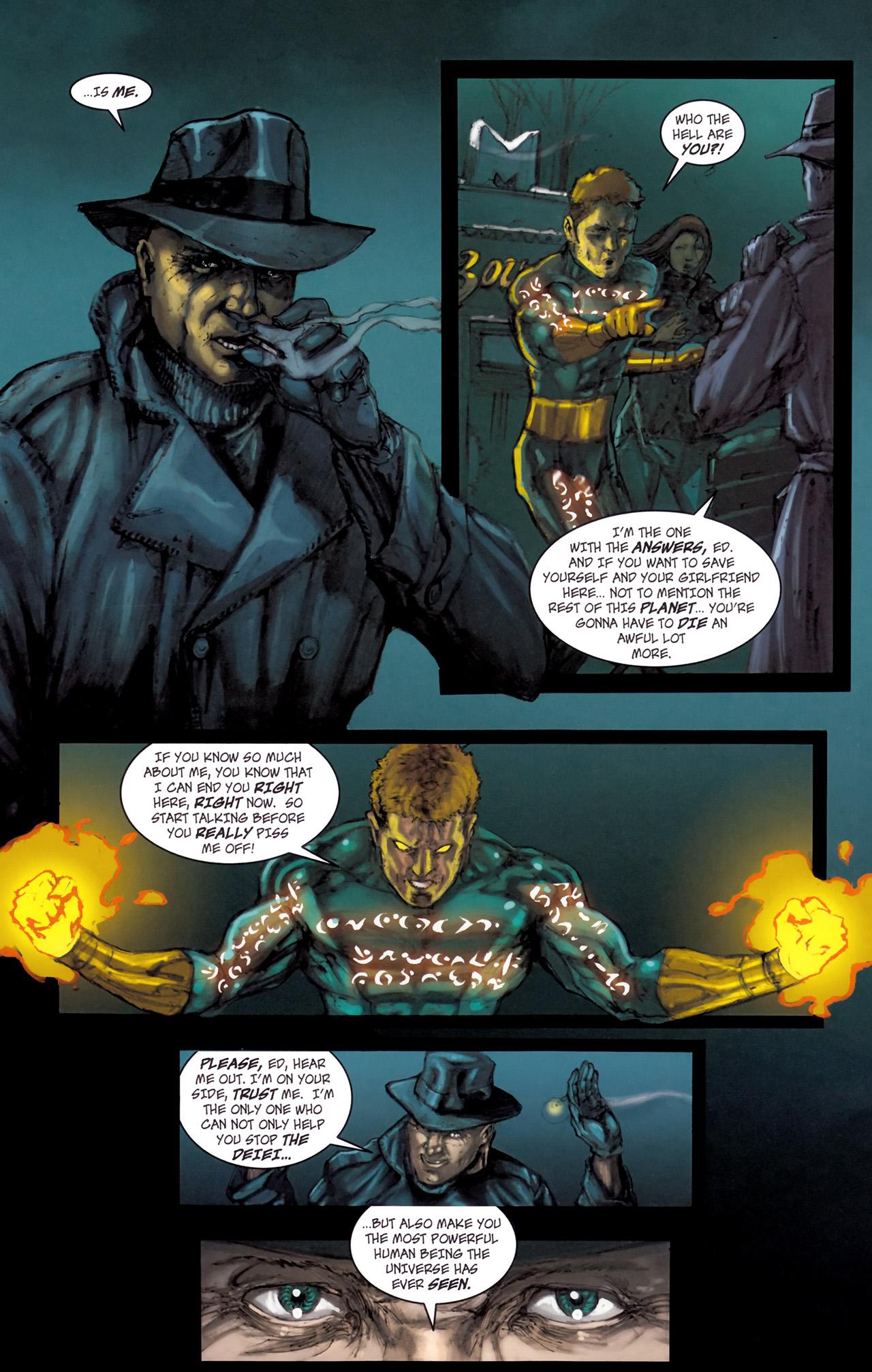 Read online Phoenix comic -  Issue #2 - 19