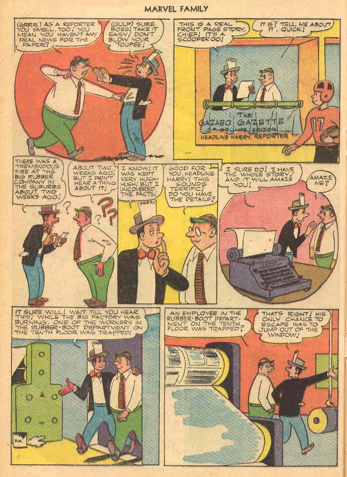 The Marvel Family issue 69 - Page 16