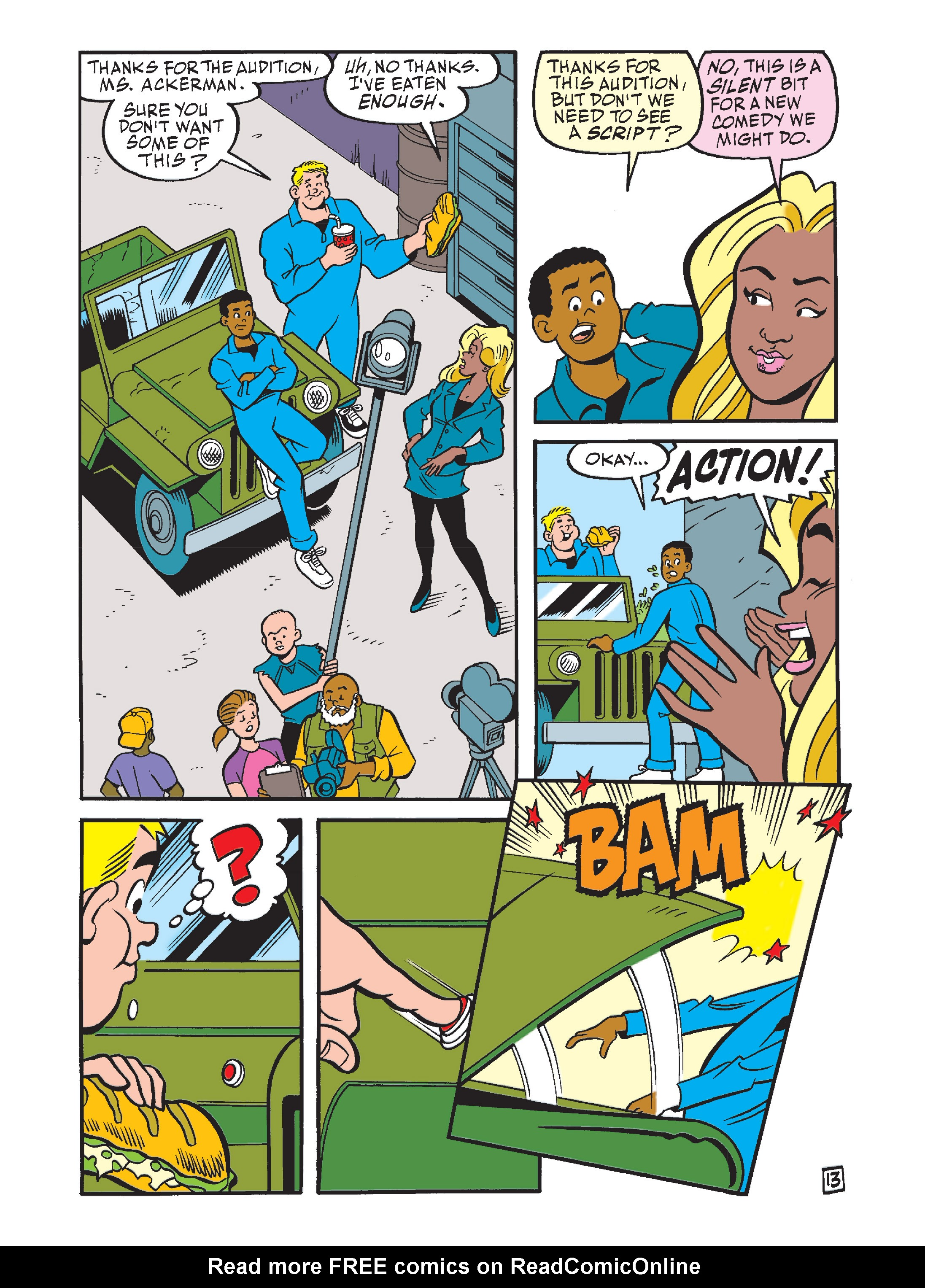 Read online Archie's Funhouse Double Digest comic -  Issue #7 - 48