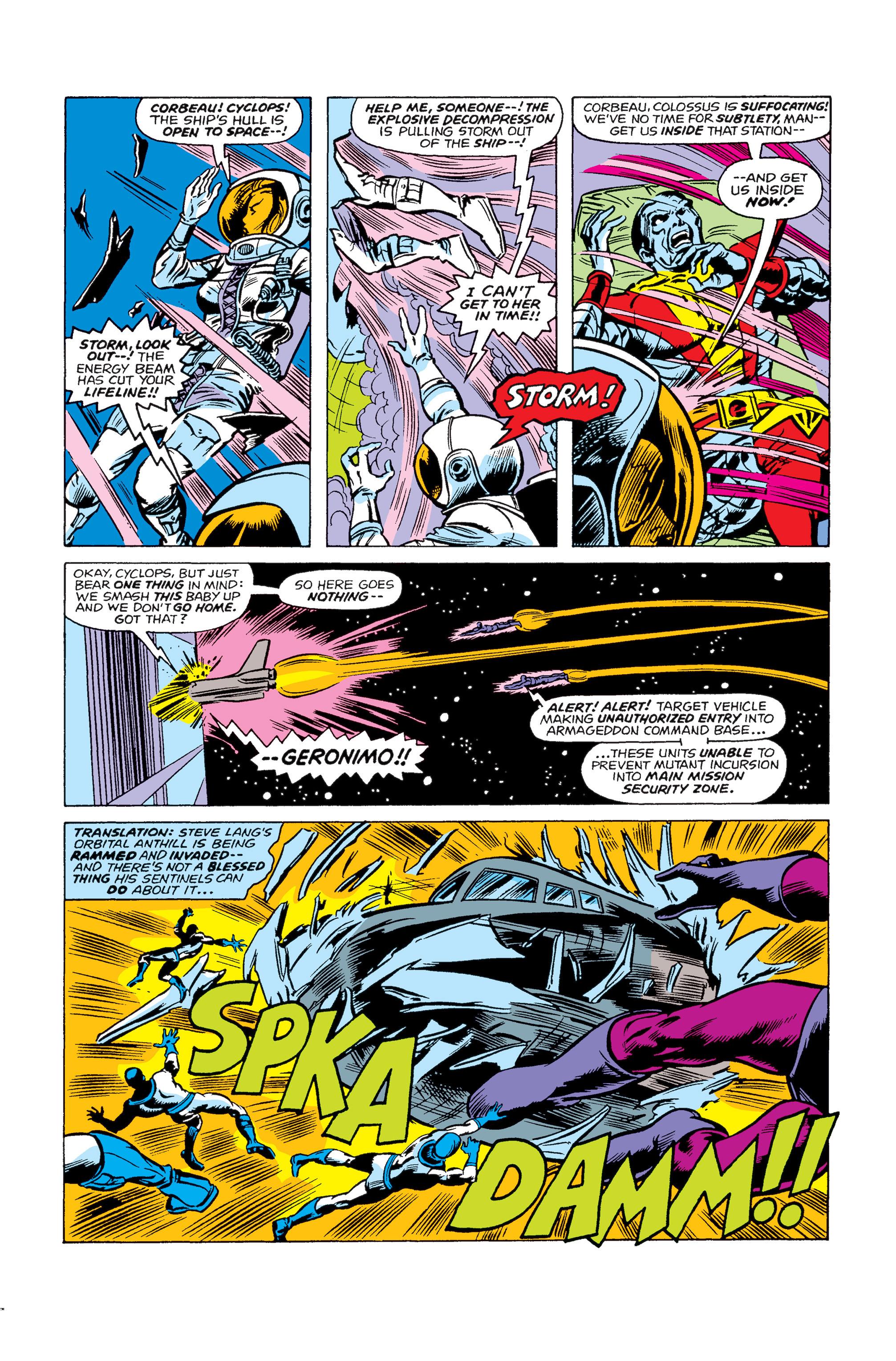 Uncanny X-Men (1963) 99 Page 9