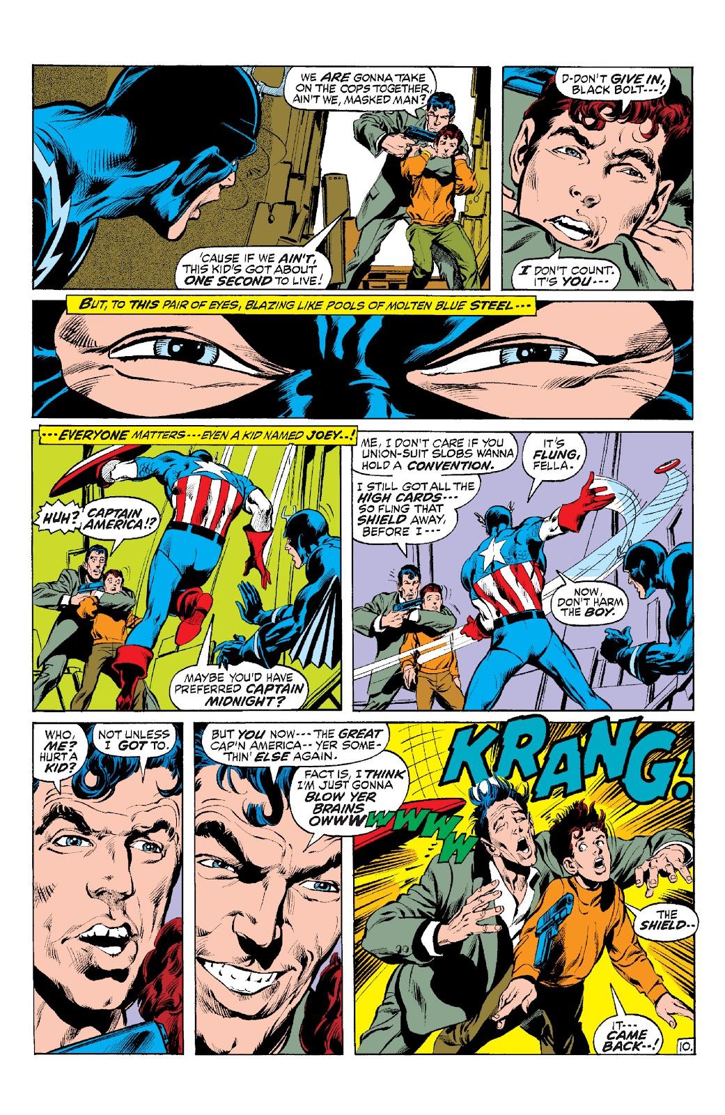 Read online Marvel Masterworks: The Inhumans comic -  Issue # TPB 1 (Part 3) - 5