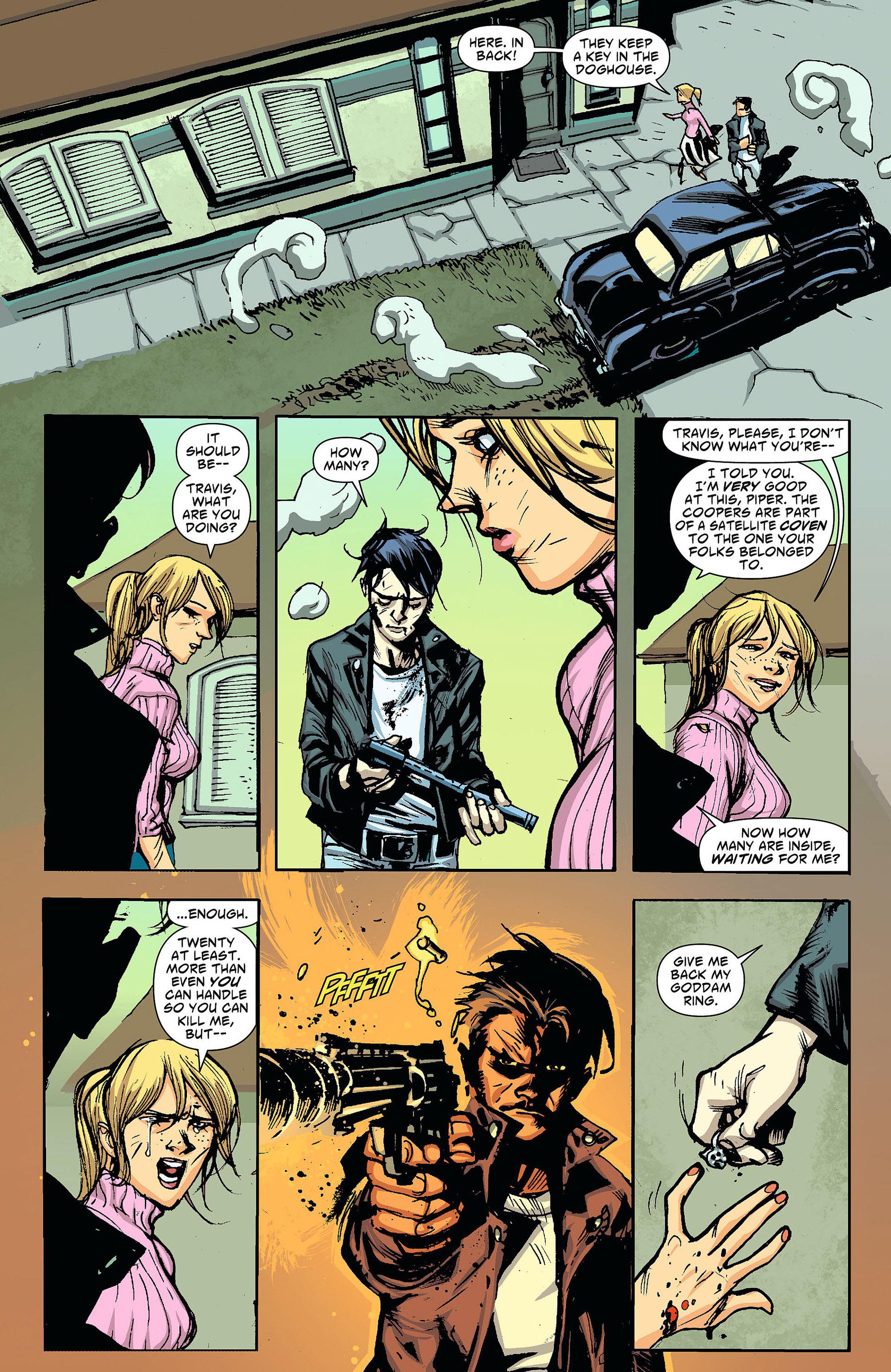 Read online American Vampire comic -  Issue #25 - 16