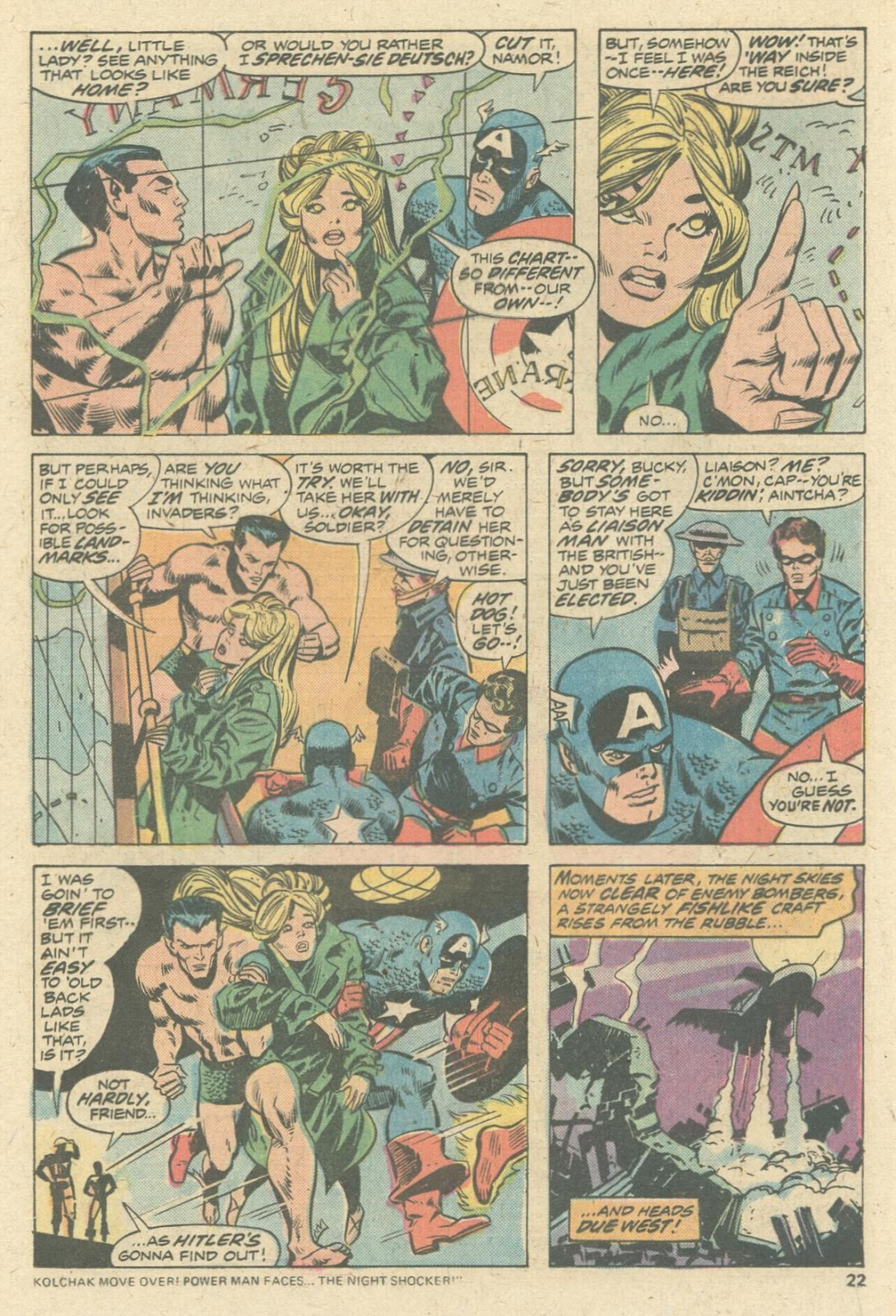 The Invaders (1975) issue 1 - Page 16