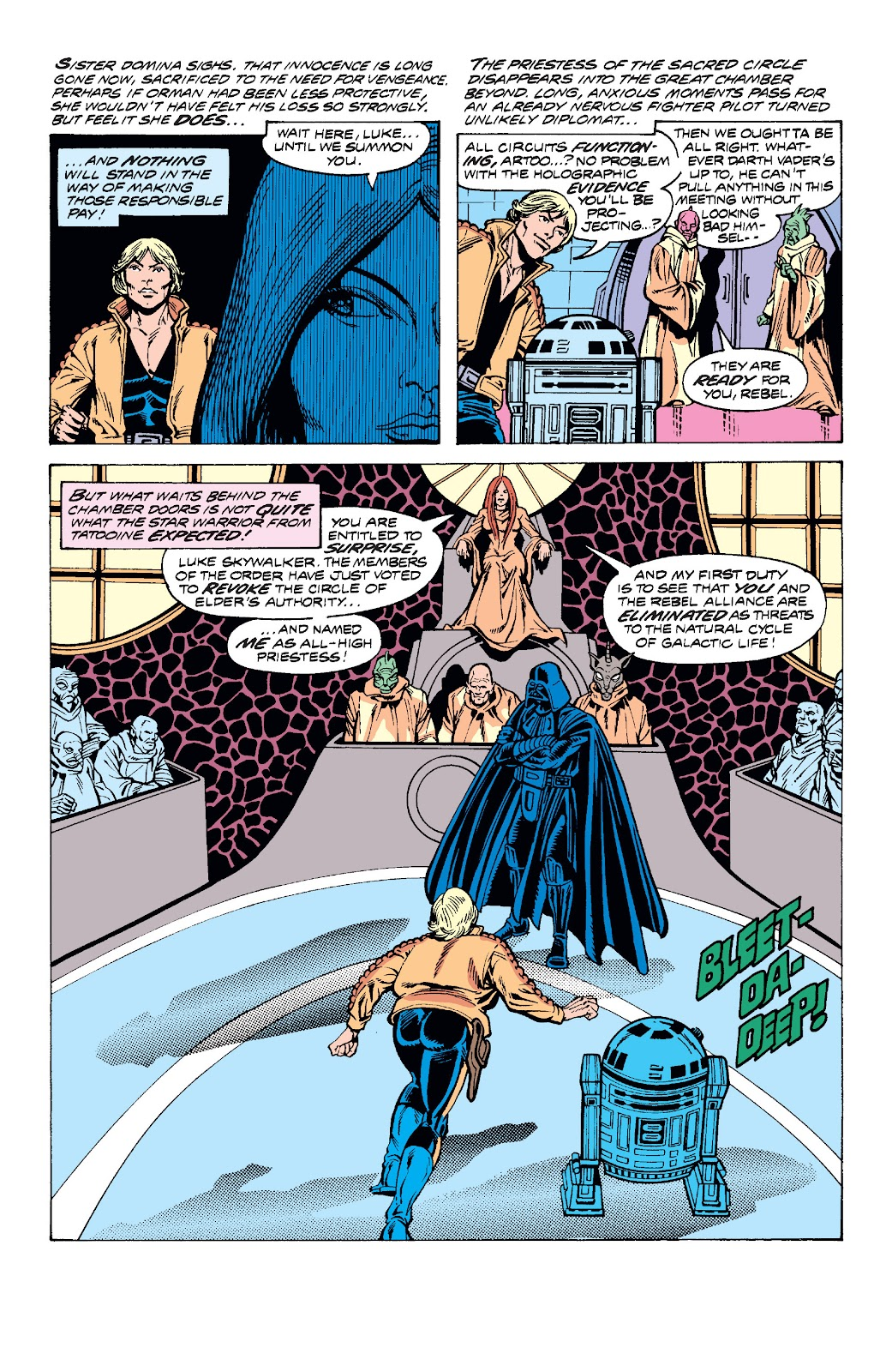 Read online Star Wars Legends: The Original Marvel Years - Epic Collection comic -  Issue # TPB 2 (Part 3) - 68