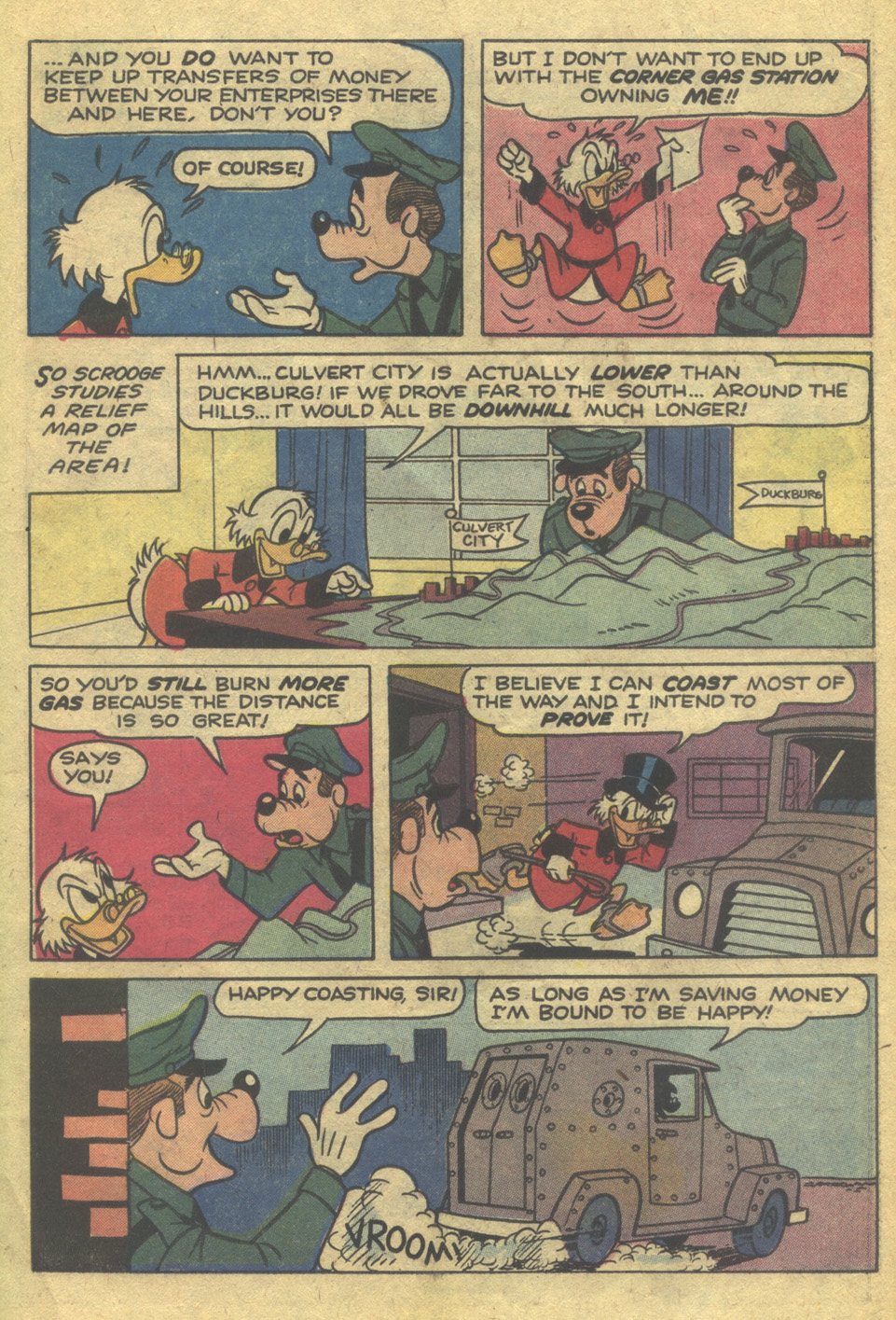 Read online Uncle Scrooge (1953) comic -  Issue #162 - 27