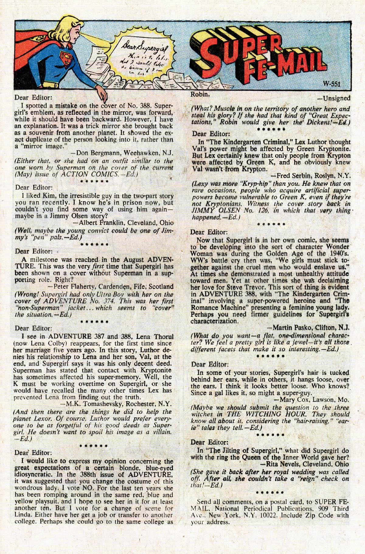 Read online Adventure Comics (1938) comic -  Issue #393 - 29