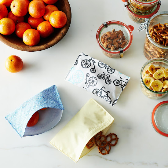 Reusable Snack Bags (Set of 6) | Provisions by Food52
