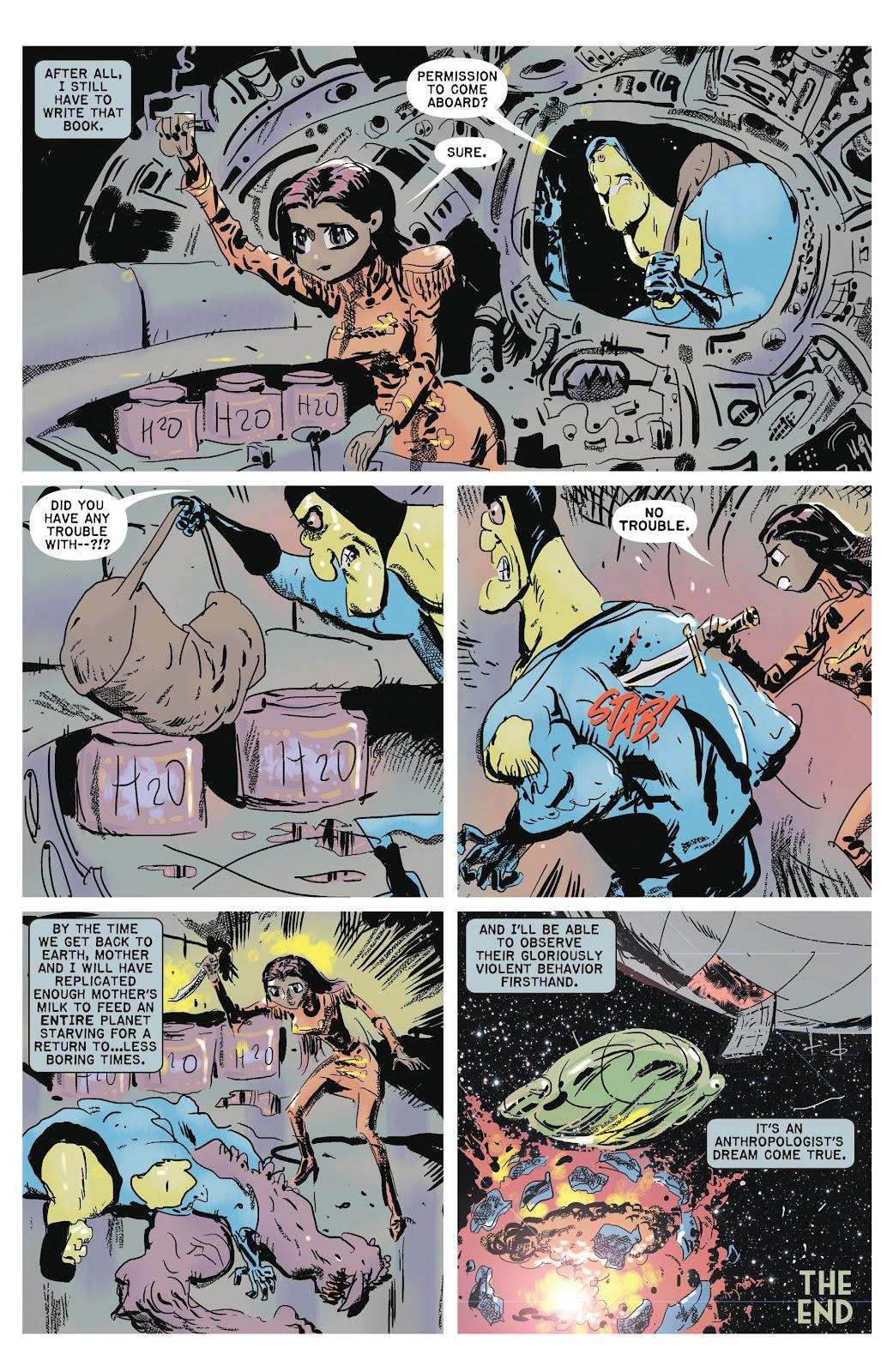 Read online Strange Adventures (2014) comic -  Issue # TPB (Part 2) - 45