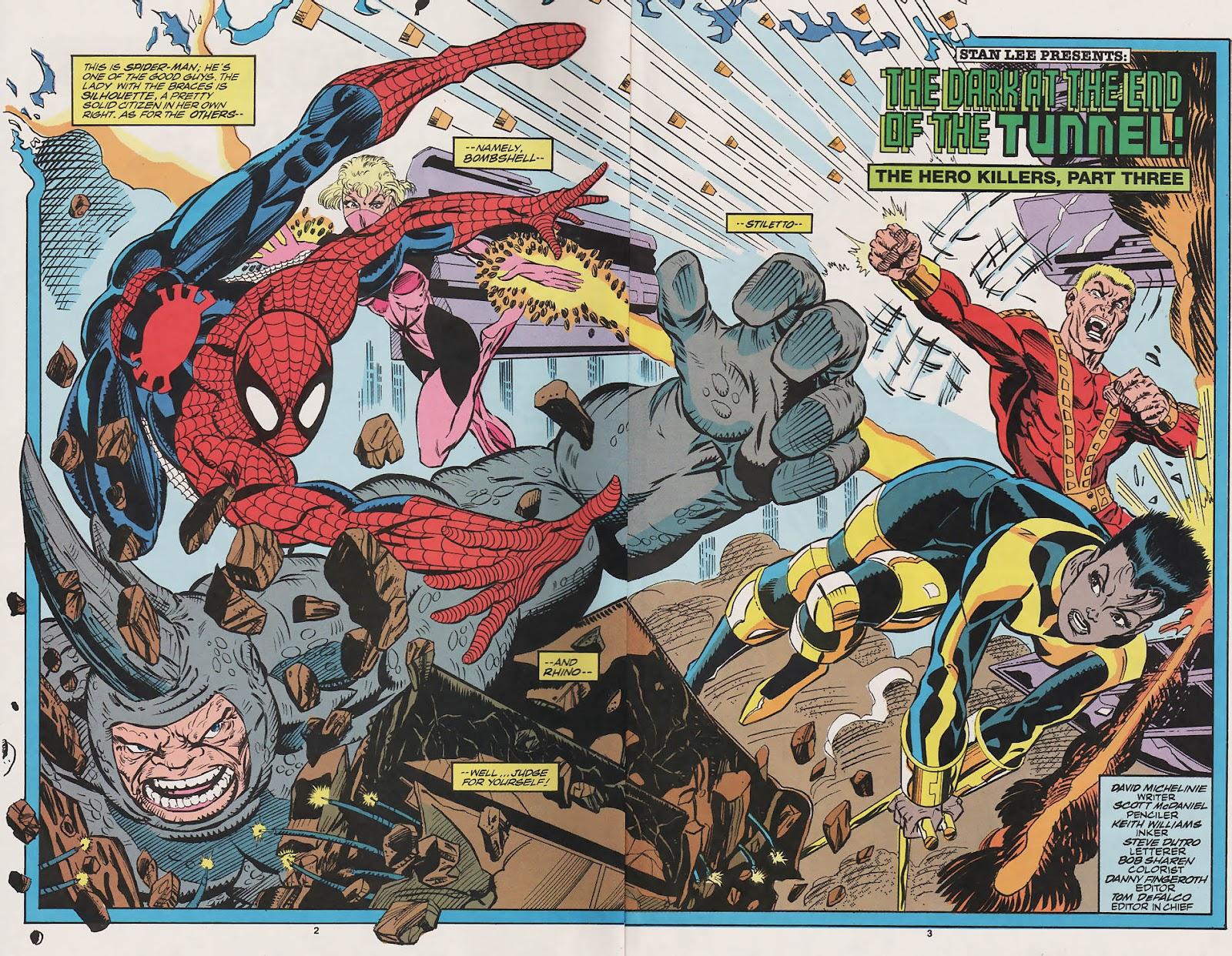 Web of Spider-Man (1985) _Annual 8 #8 - English 3
