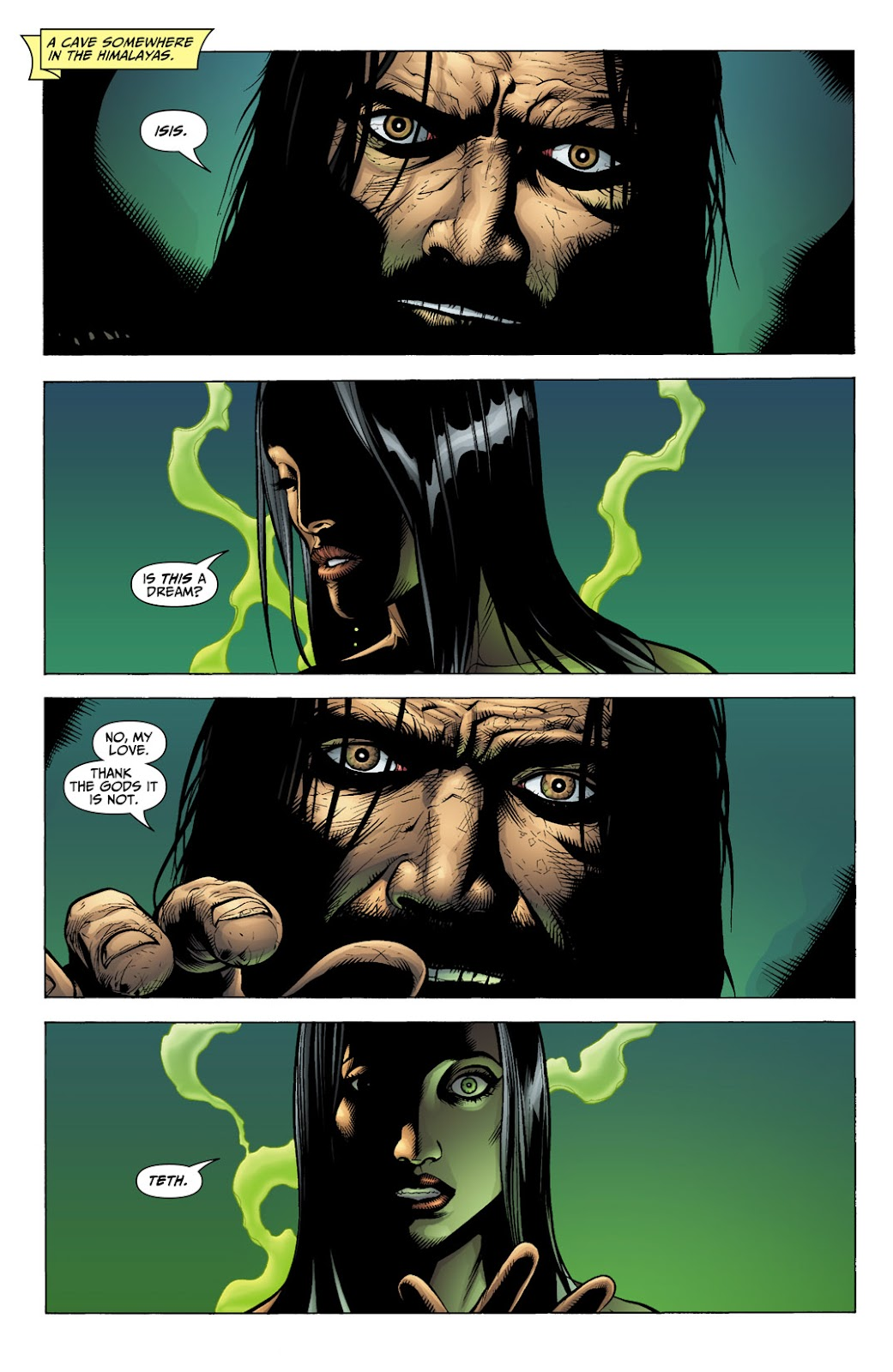 Black Adam: The Dark Age issue 2 - Page 2