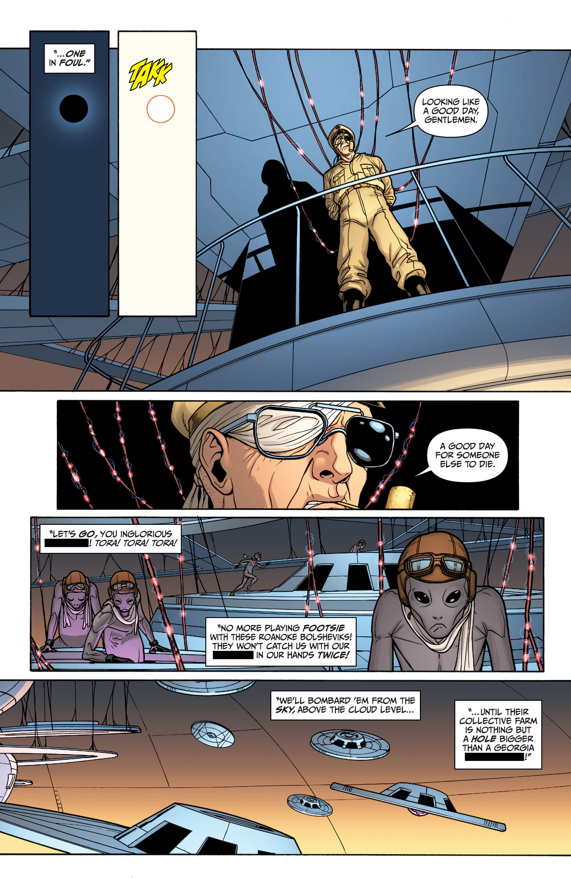 Read online Archer and Armstrong comic -  Issue #13 - 12