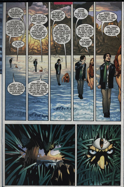 Captain Marvel (1999) Issue #33 #34 - English 13