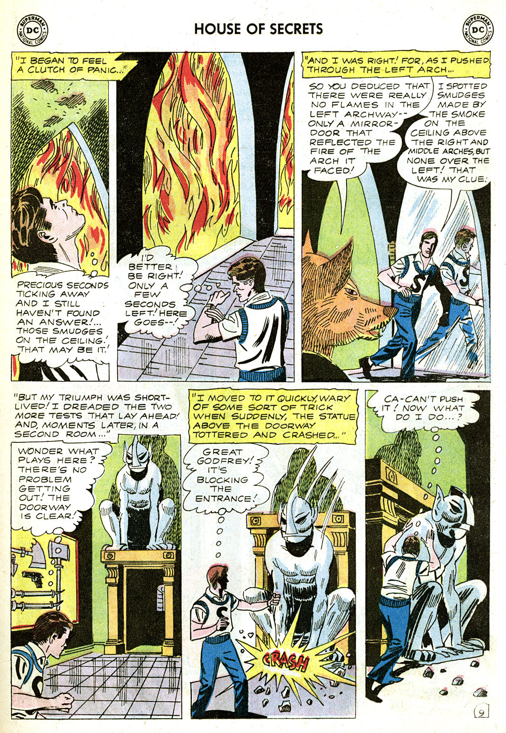 House of Secrets (1956) issue 58 - Page 13