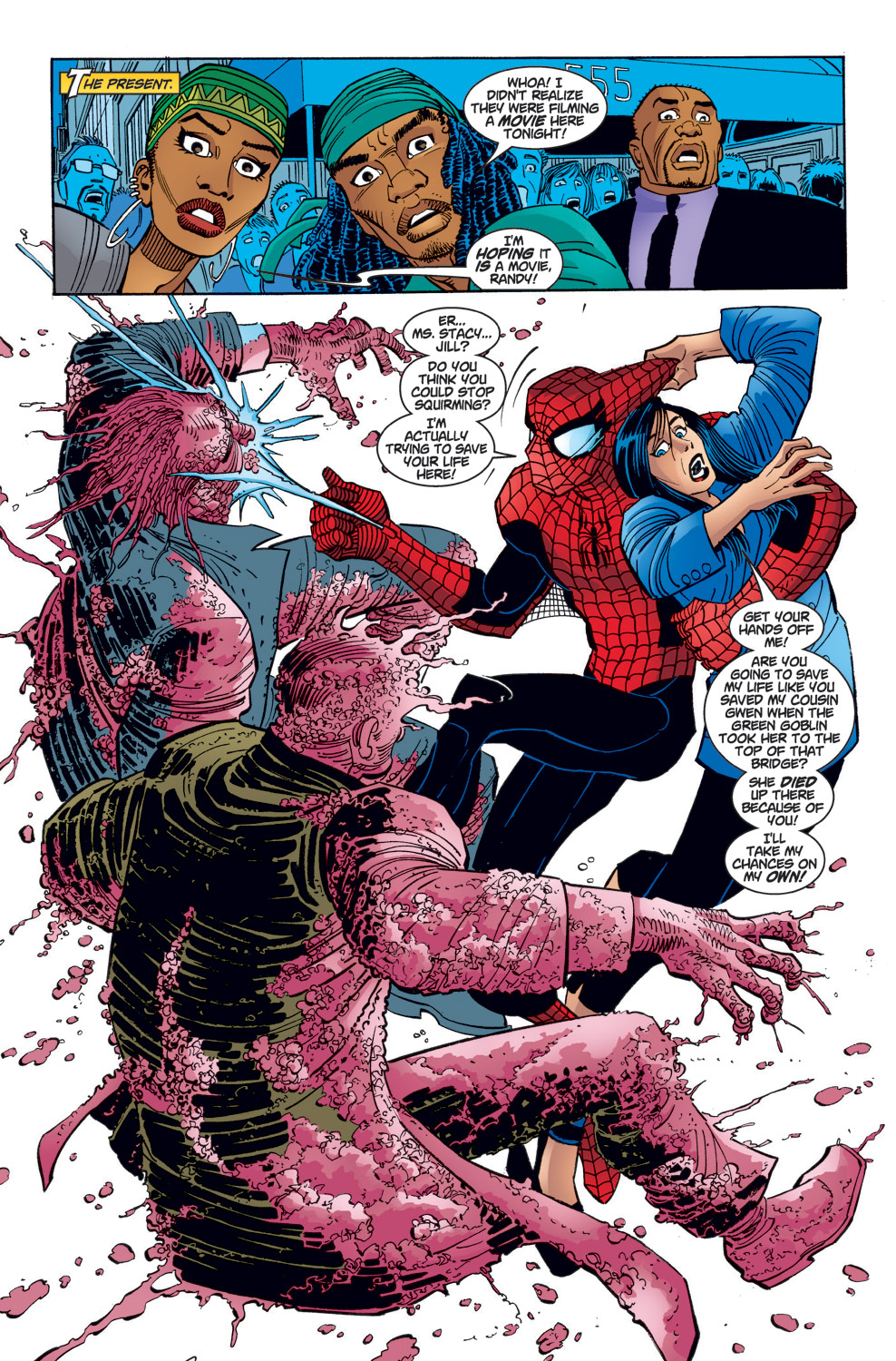 The Amazing Spider-Man (1999) 23 Page 20