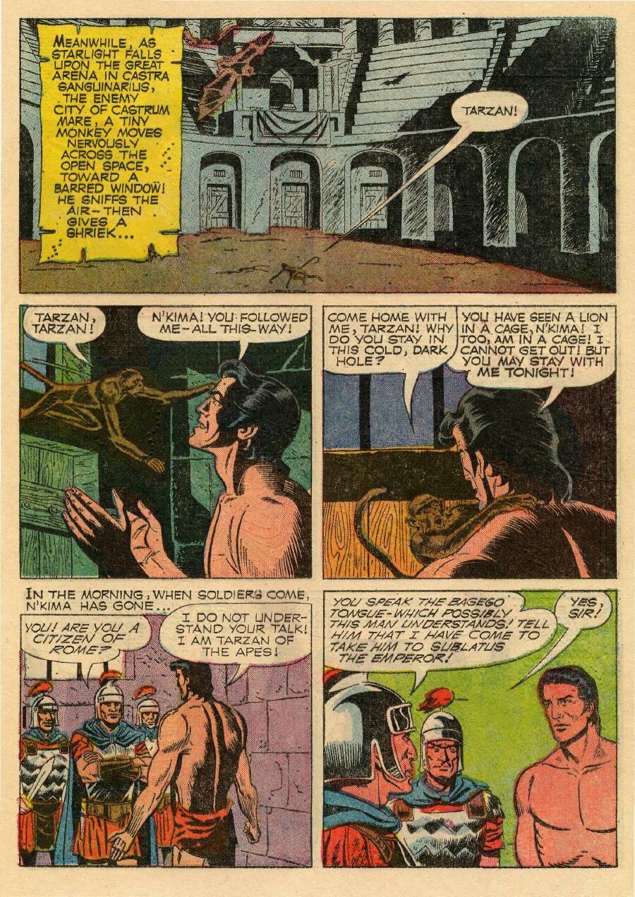 Tarzan (1962) issue 194 - Page 13