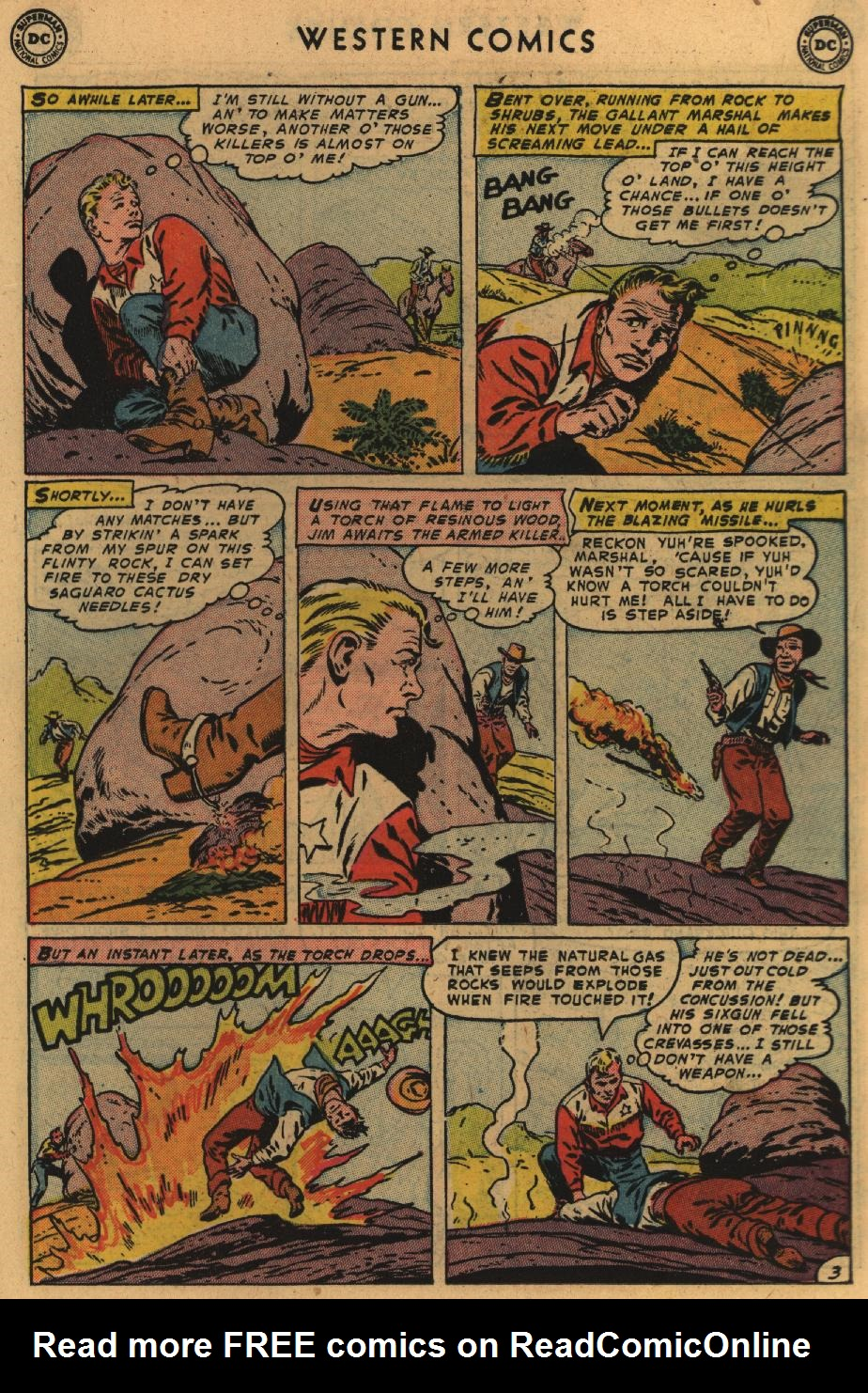 Western Comics issue 40 - Page 23