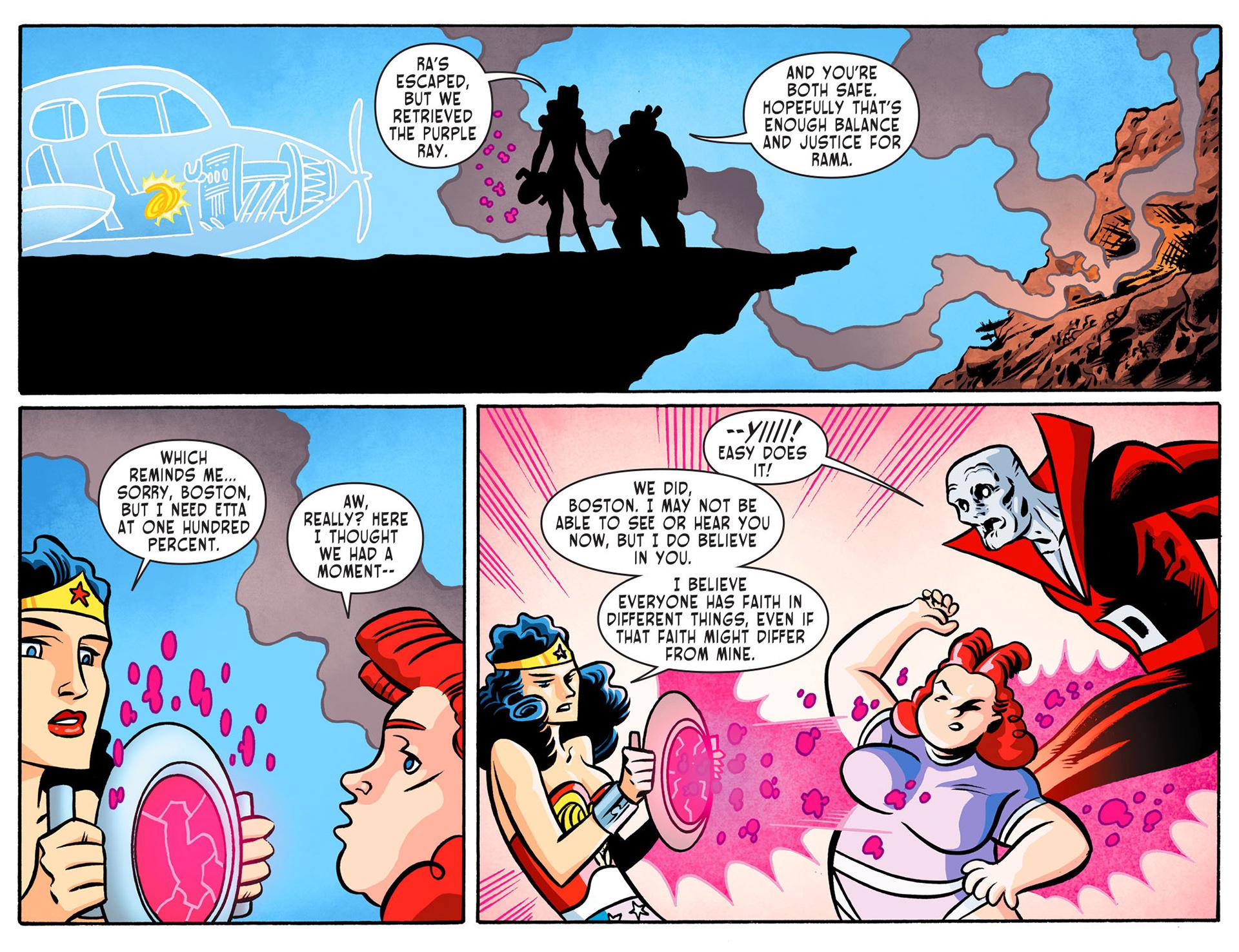 Read online Sensation Comics Featuring Wonder Woman comic -  Issue #8 - 21