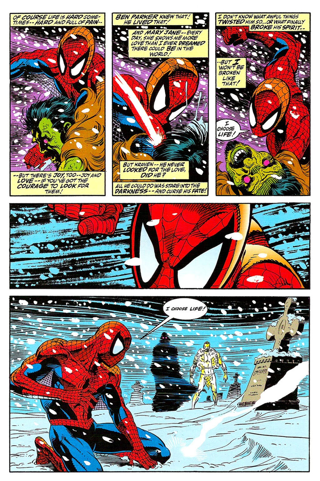 Read online The Amazing Spider-Man: Soul of the Hunter comic -  Issue # Full - 44