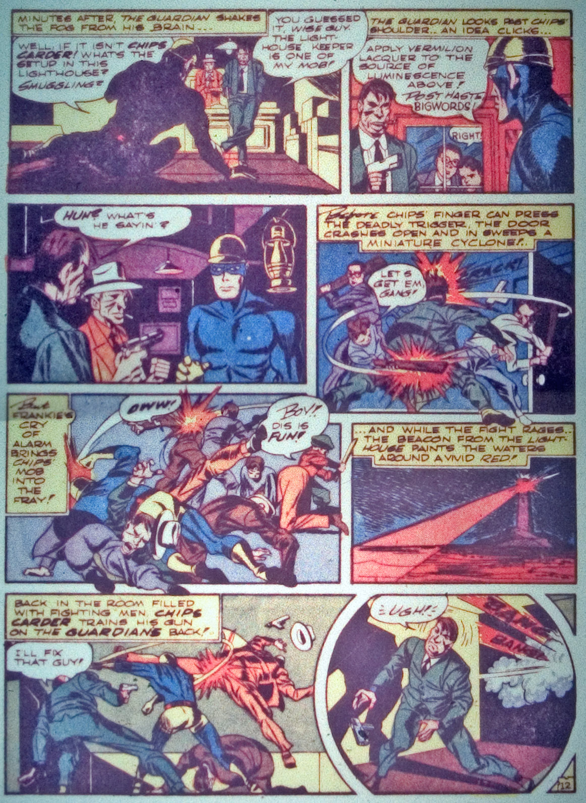 Star Spangled Comics (1941) issue 7 - Page 14