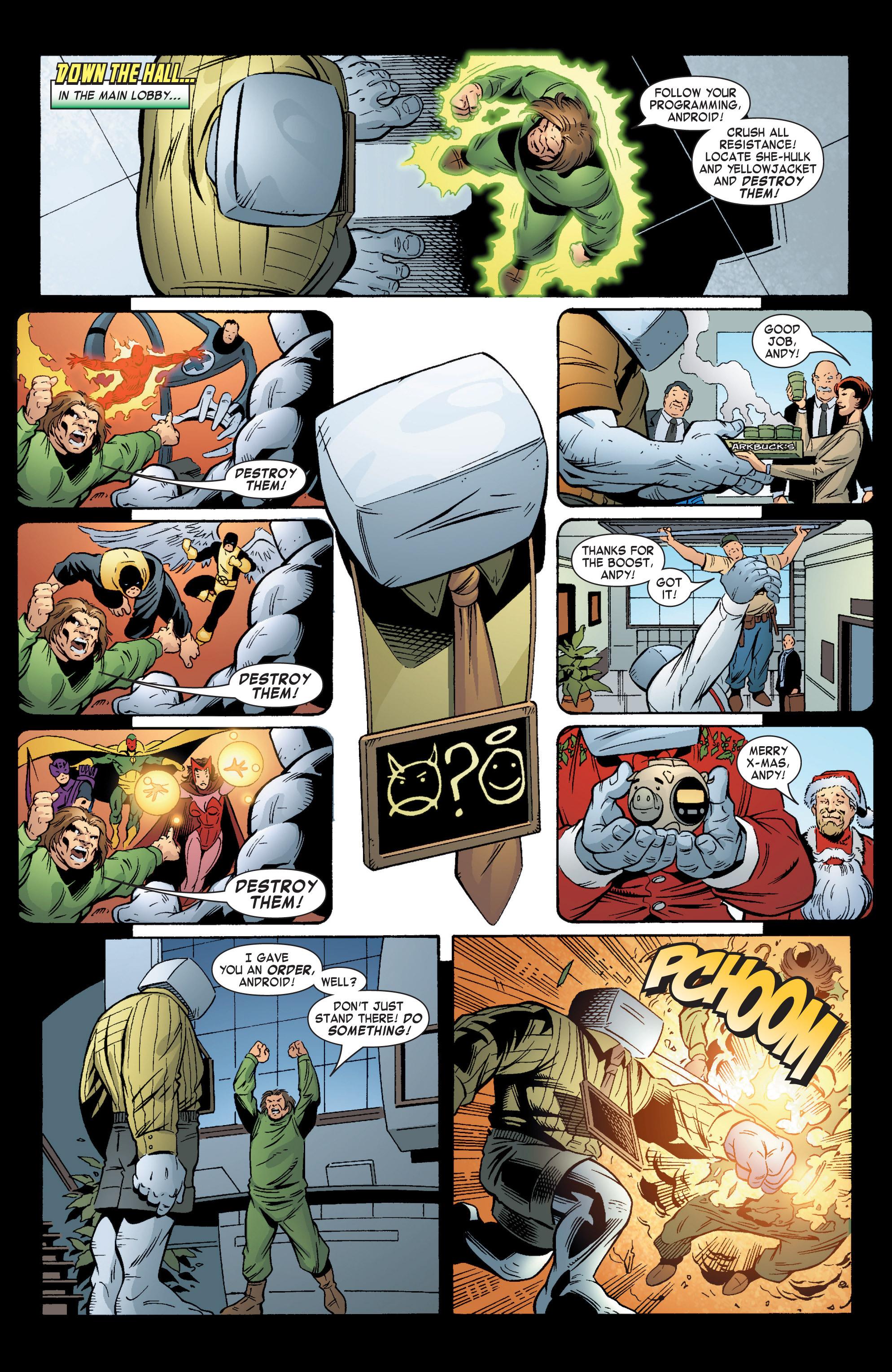 Read online She-Hulk (2004) comic -  Issue #6 - 18