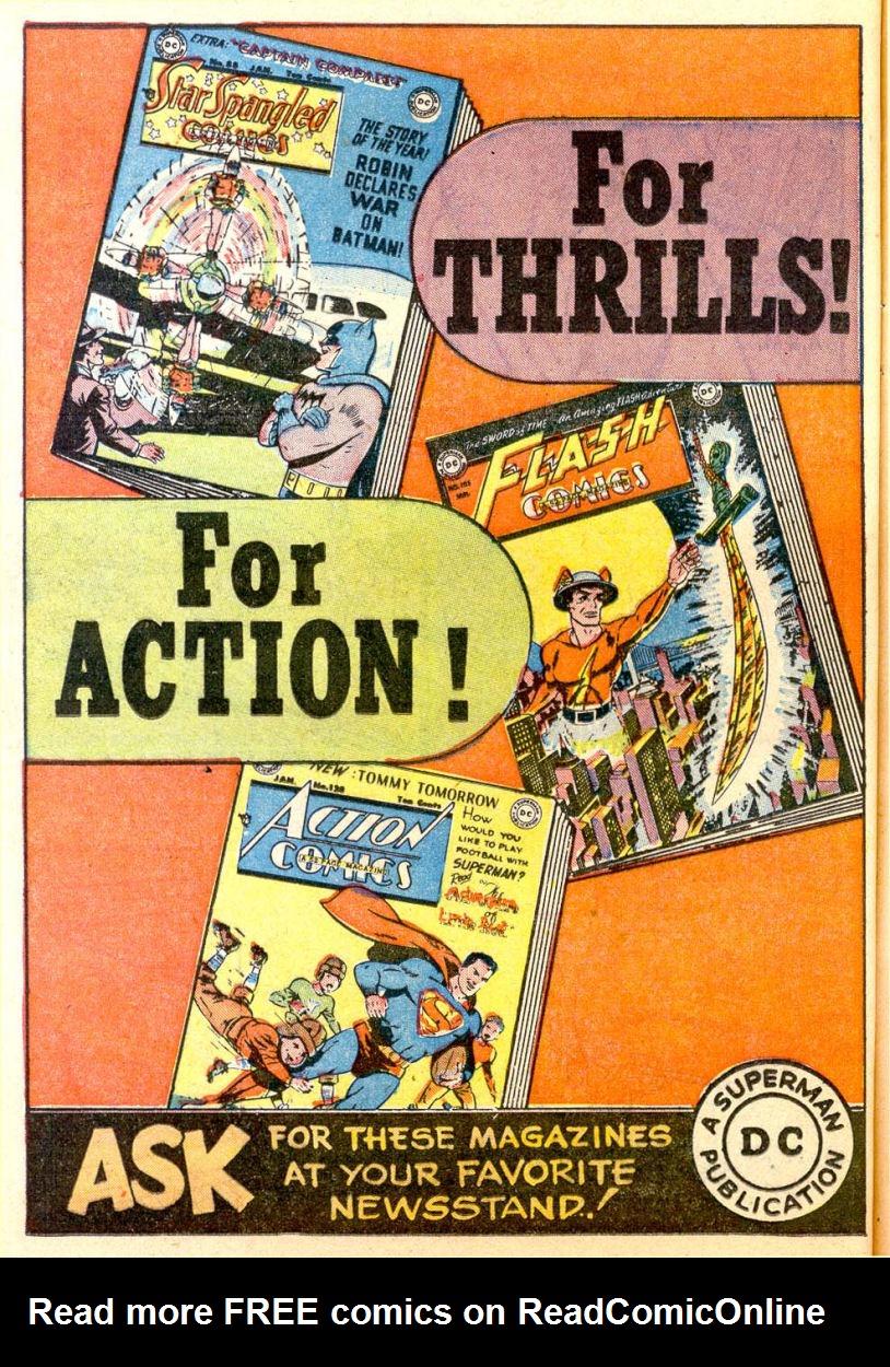 Read online Sensation (Mystery) Comics comic -  Issue #85 - 15