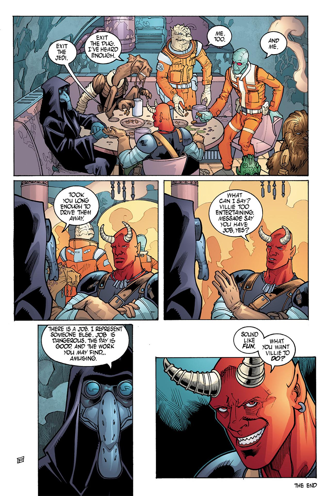 Read online Star Wars Omnibus comic -  Issue # Vol. 15.5 - 130