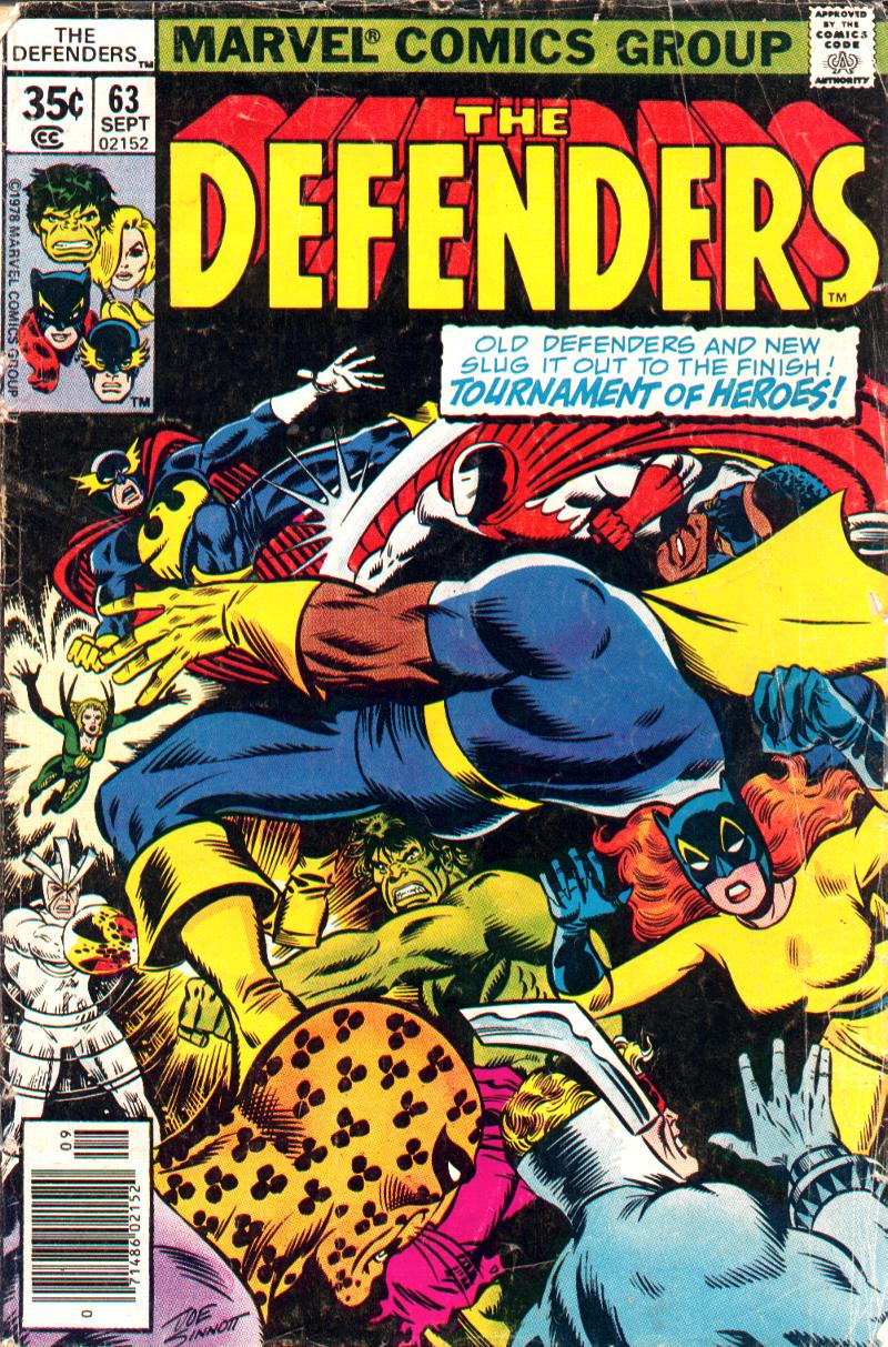 The Defenders (1972) 63 Page 1
